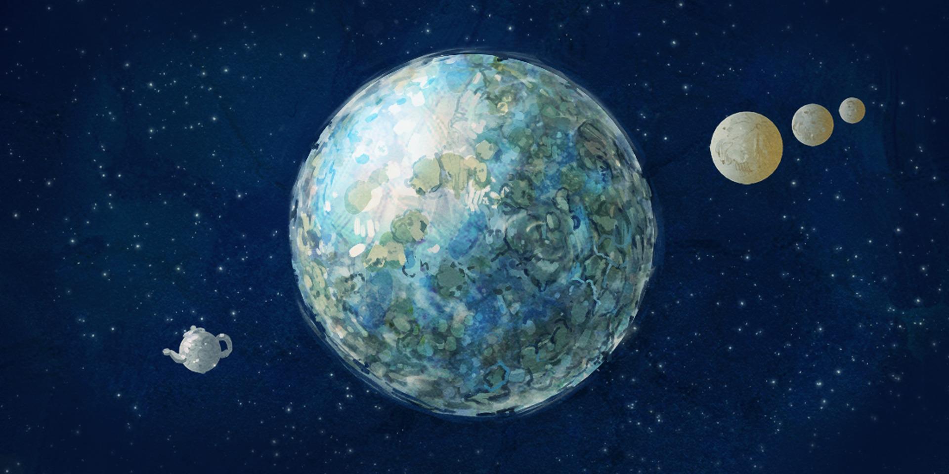 Hereva Planet