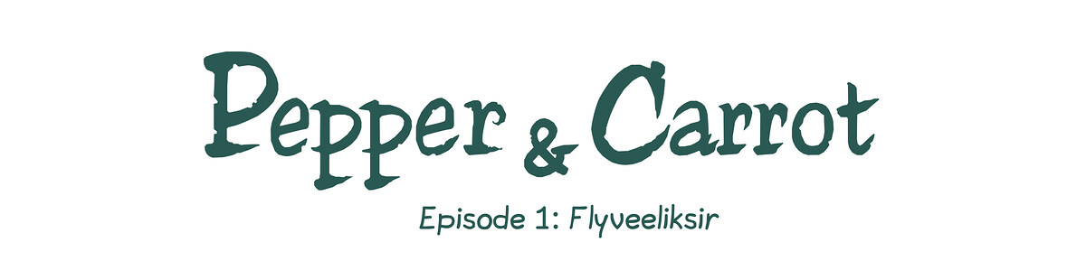 Episode 1: Flyveeliksir