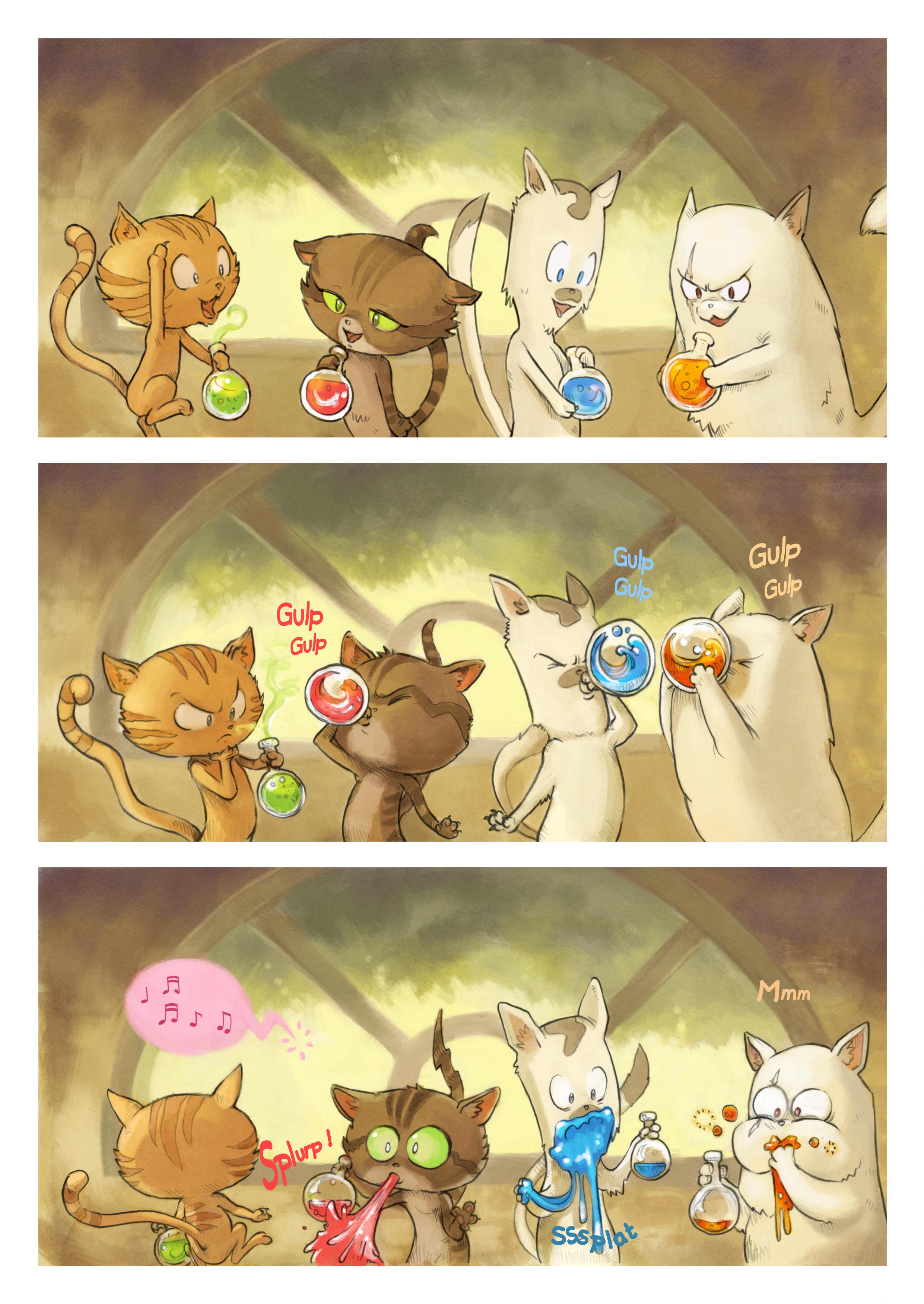 Episode 2: Pluricolor Potiones, Page 4