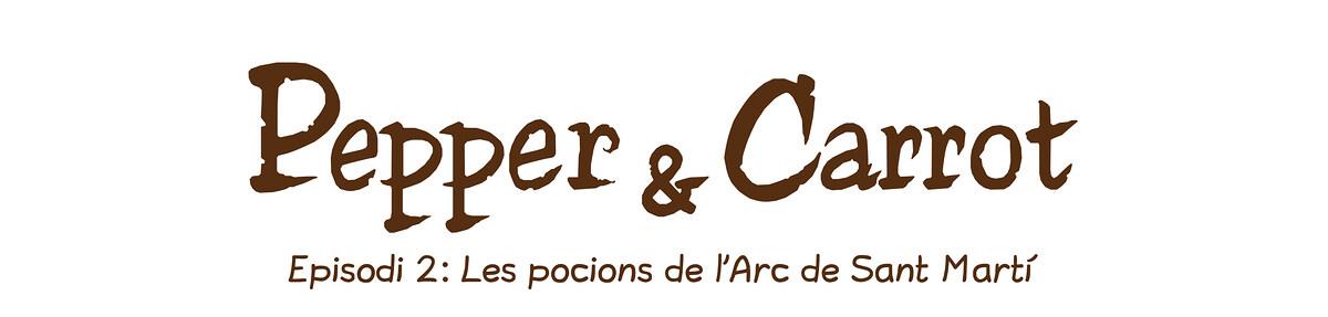 A webcomic page of Pepper&Carrot, episodi 2 [ca], pàgina 0
