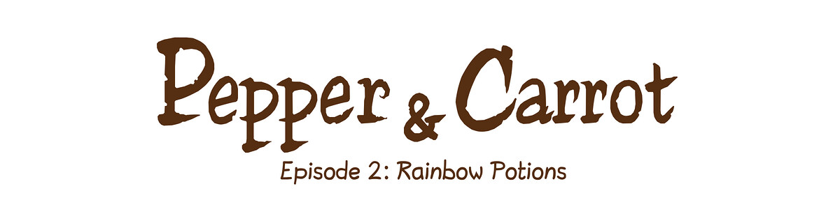Episode 2: Rainbow Potions