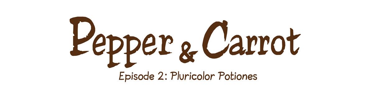 Episode 2: Pluricolor Potiones