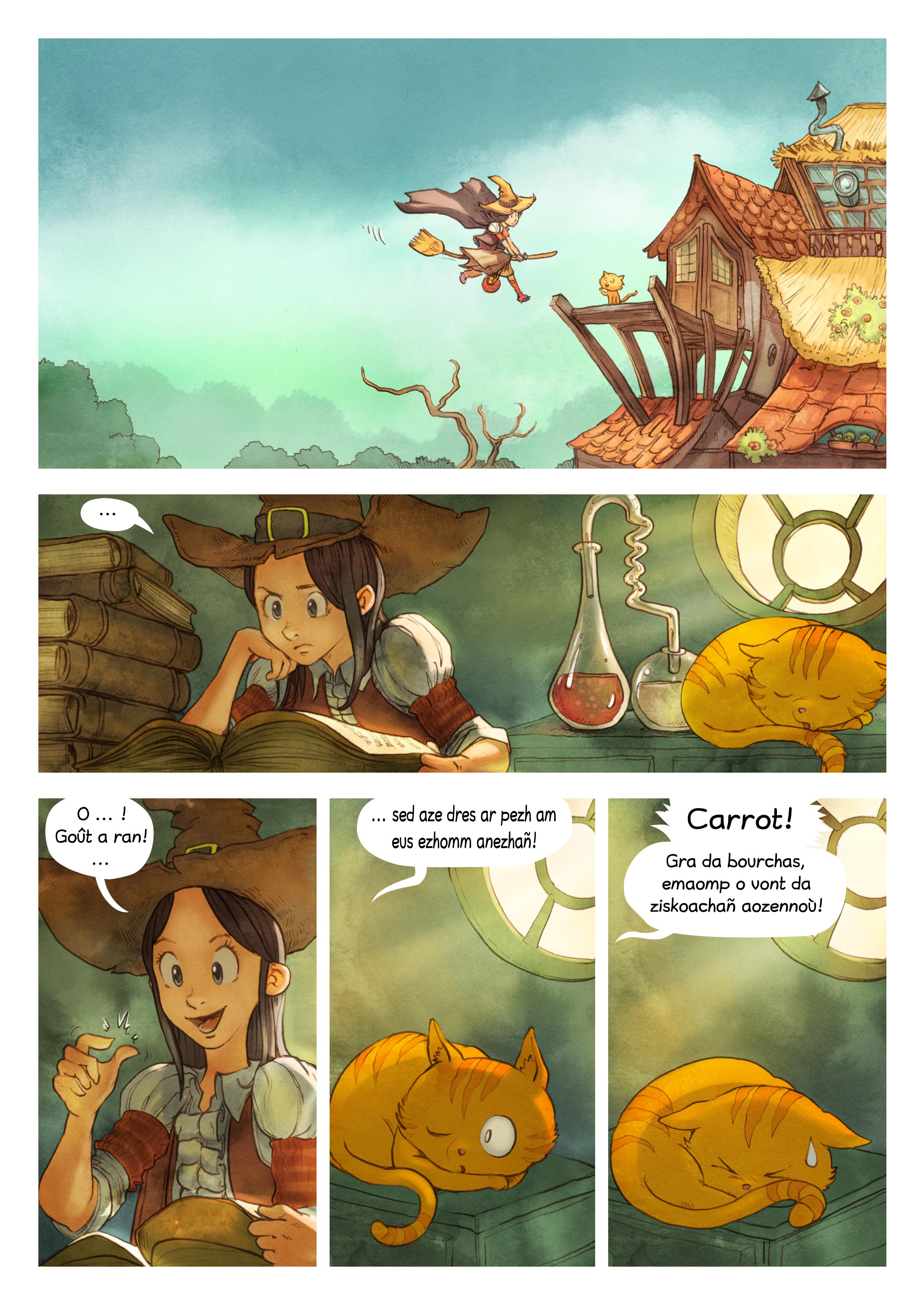Rann 3: An aozenn gevrinus, Page 4