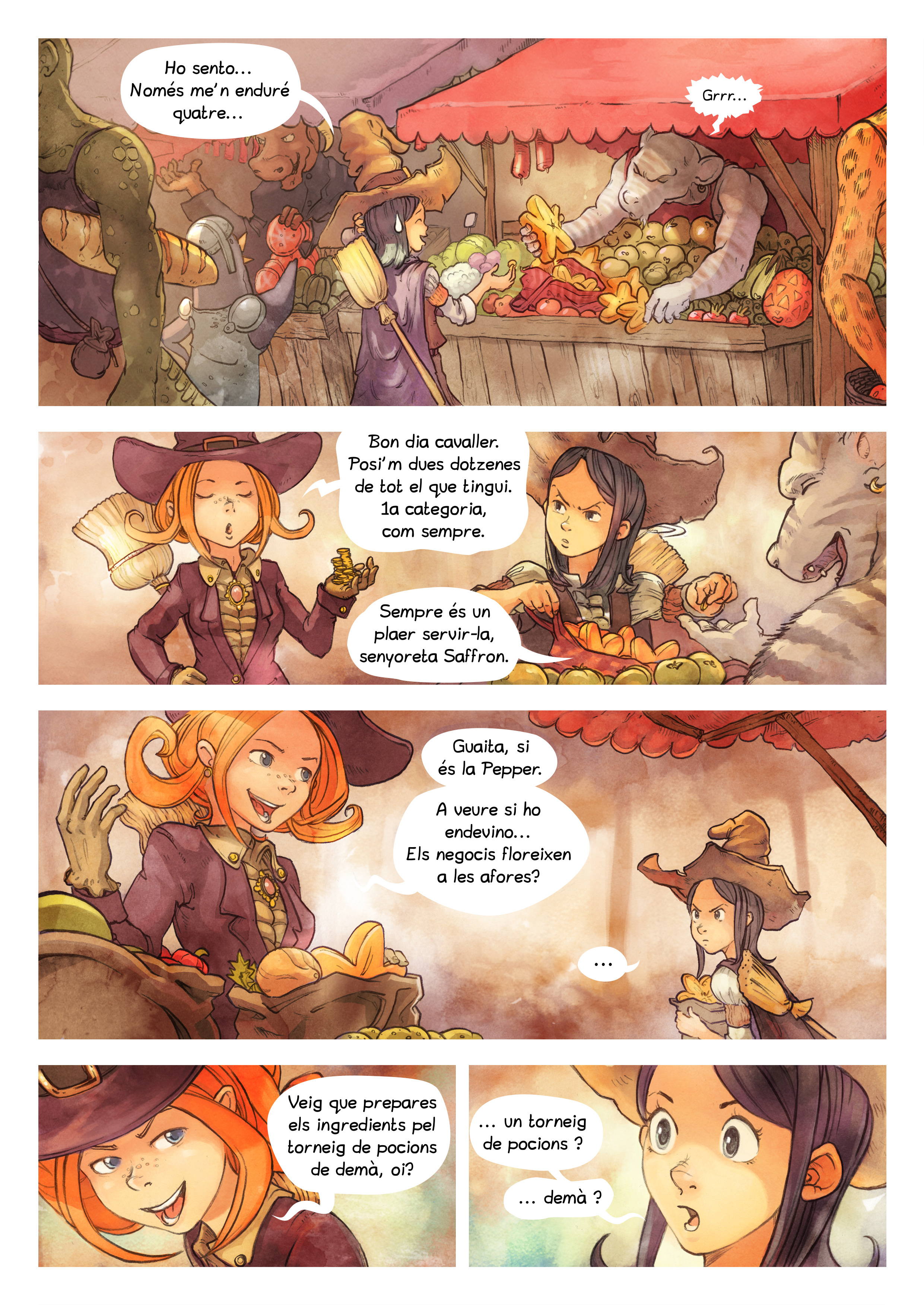 Episodi 3: Els ingredients secrets, Page 2