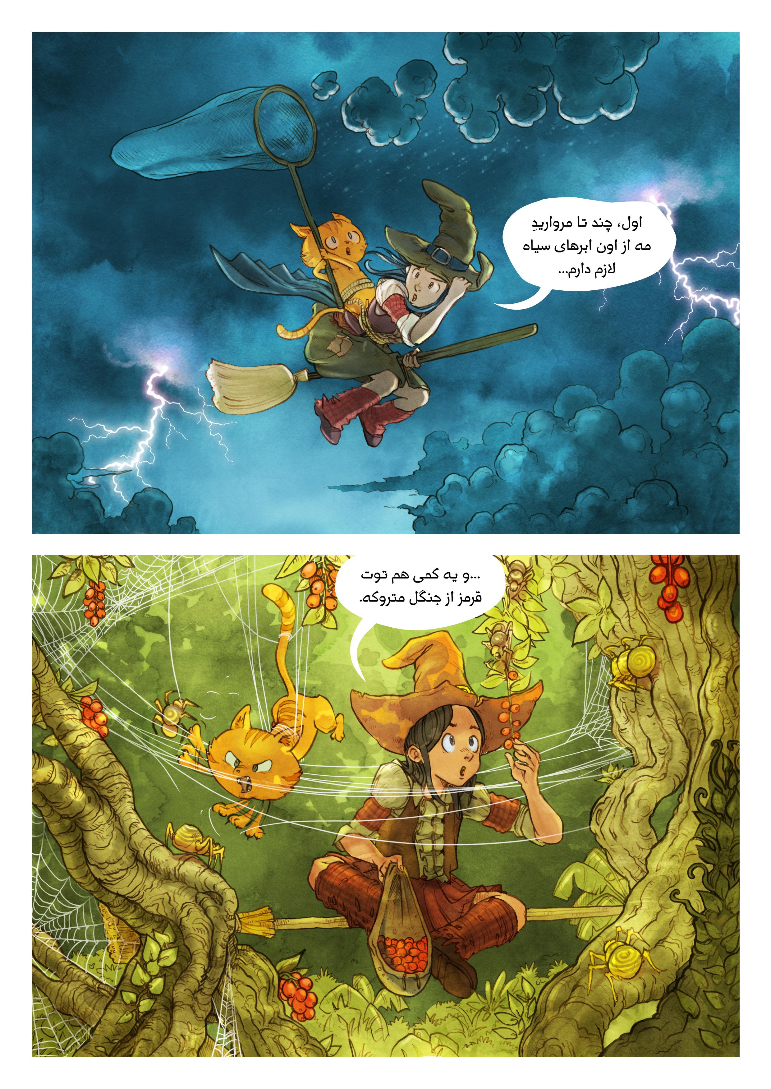 قسمت سوم: مواد اولیه محرمانه, Page 5
