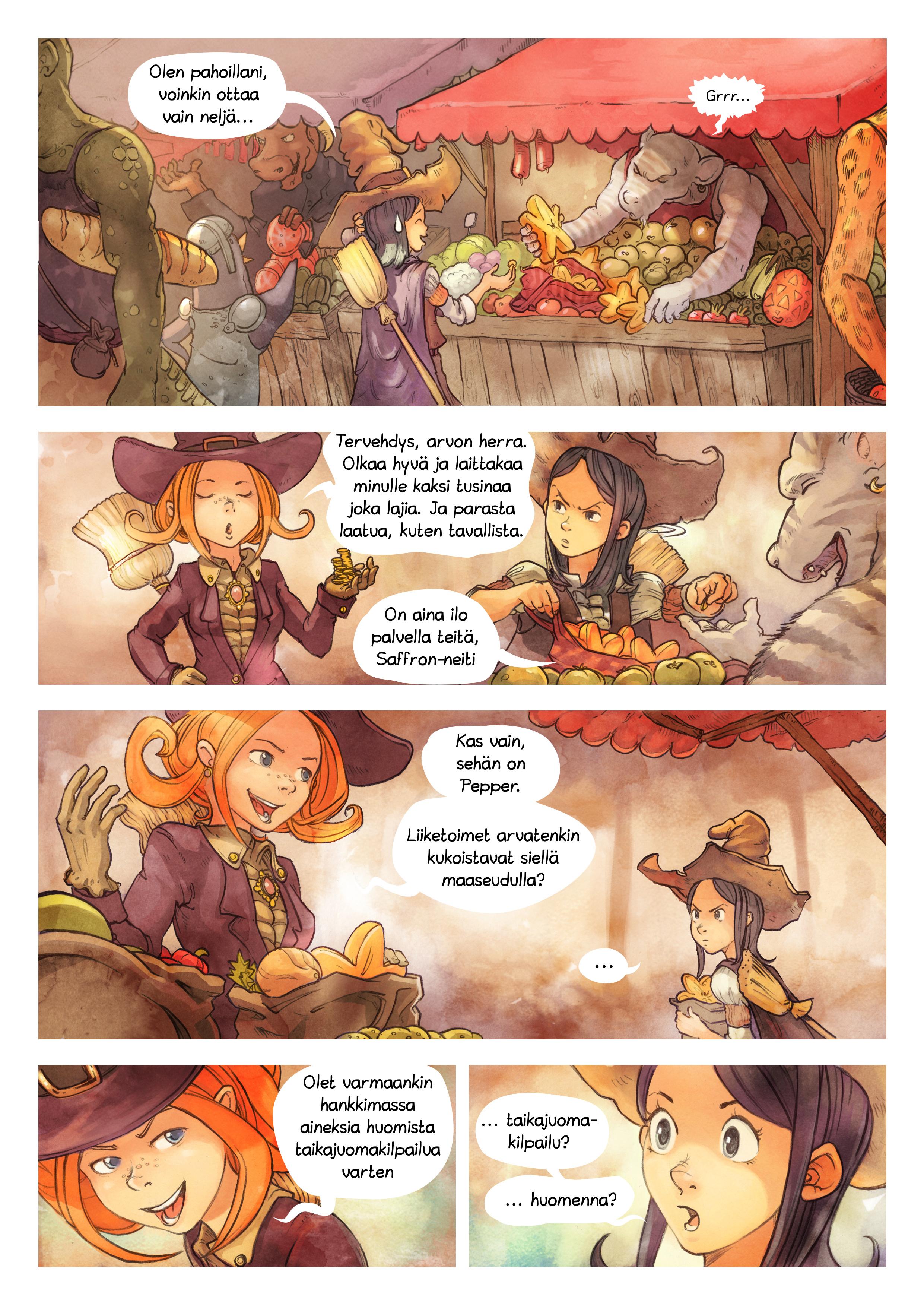 Episodi 3: Salaiset ainesosat, Page 2