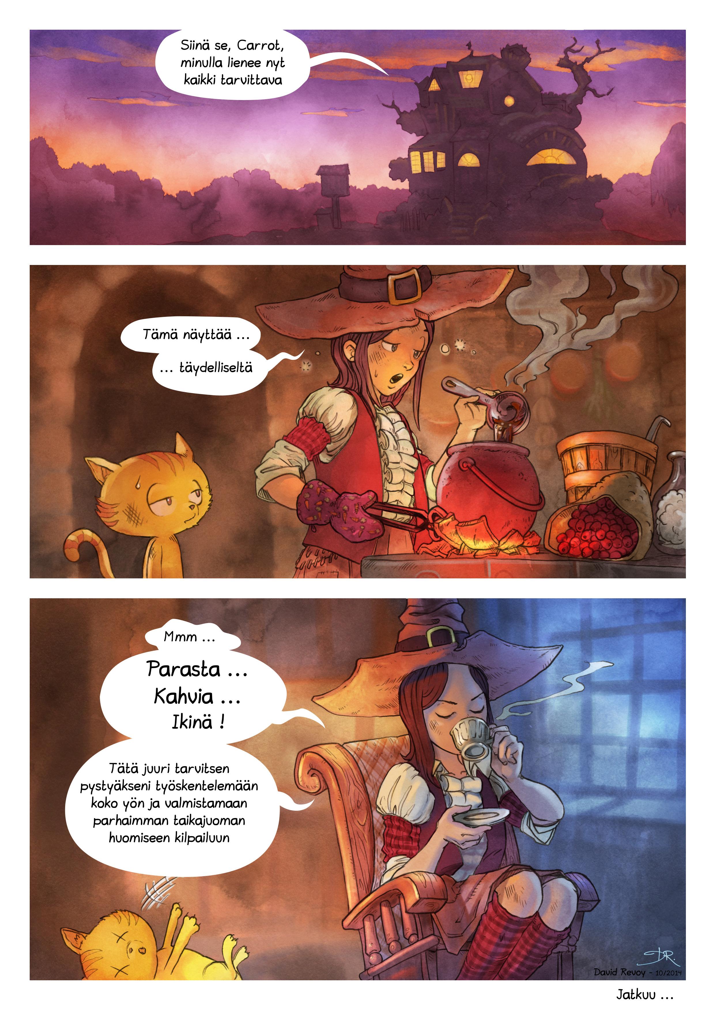 Episodi 3: Salaiset ainesosat, Page 7
