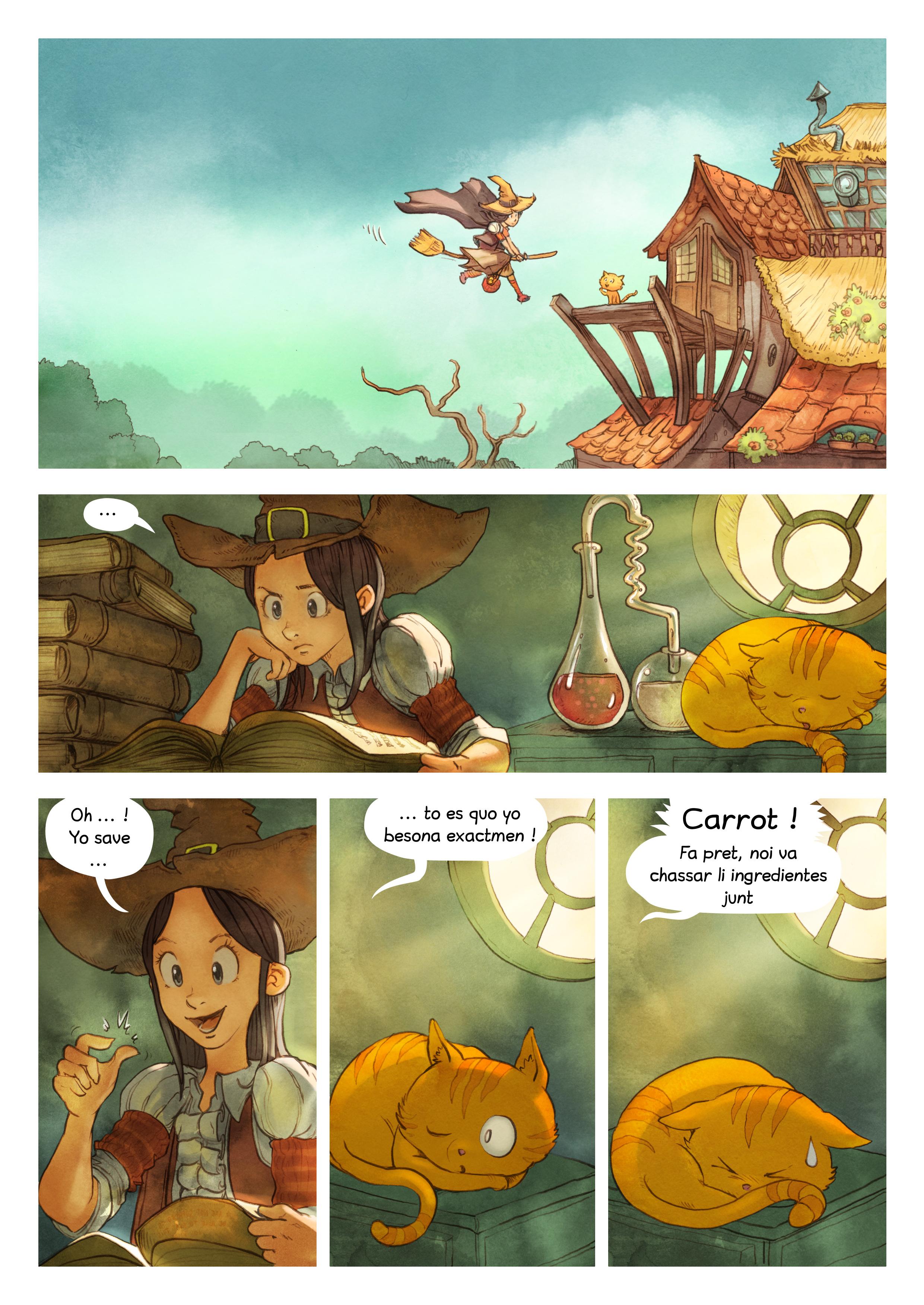 Episode 3: Li Secret Ingredientes, Page 4