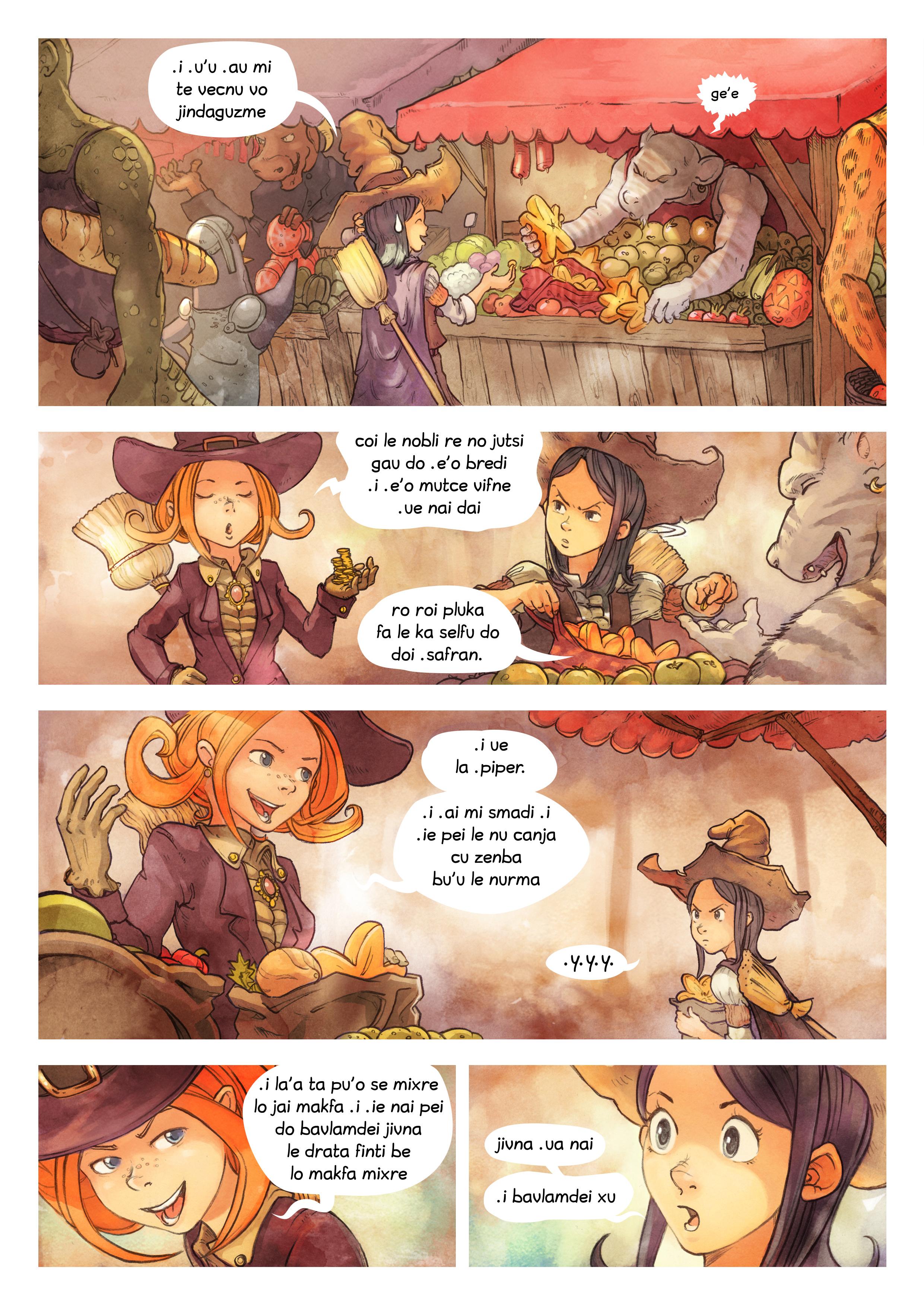 i 3 mo'o lisri le cizra se mixre, Page 2