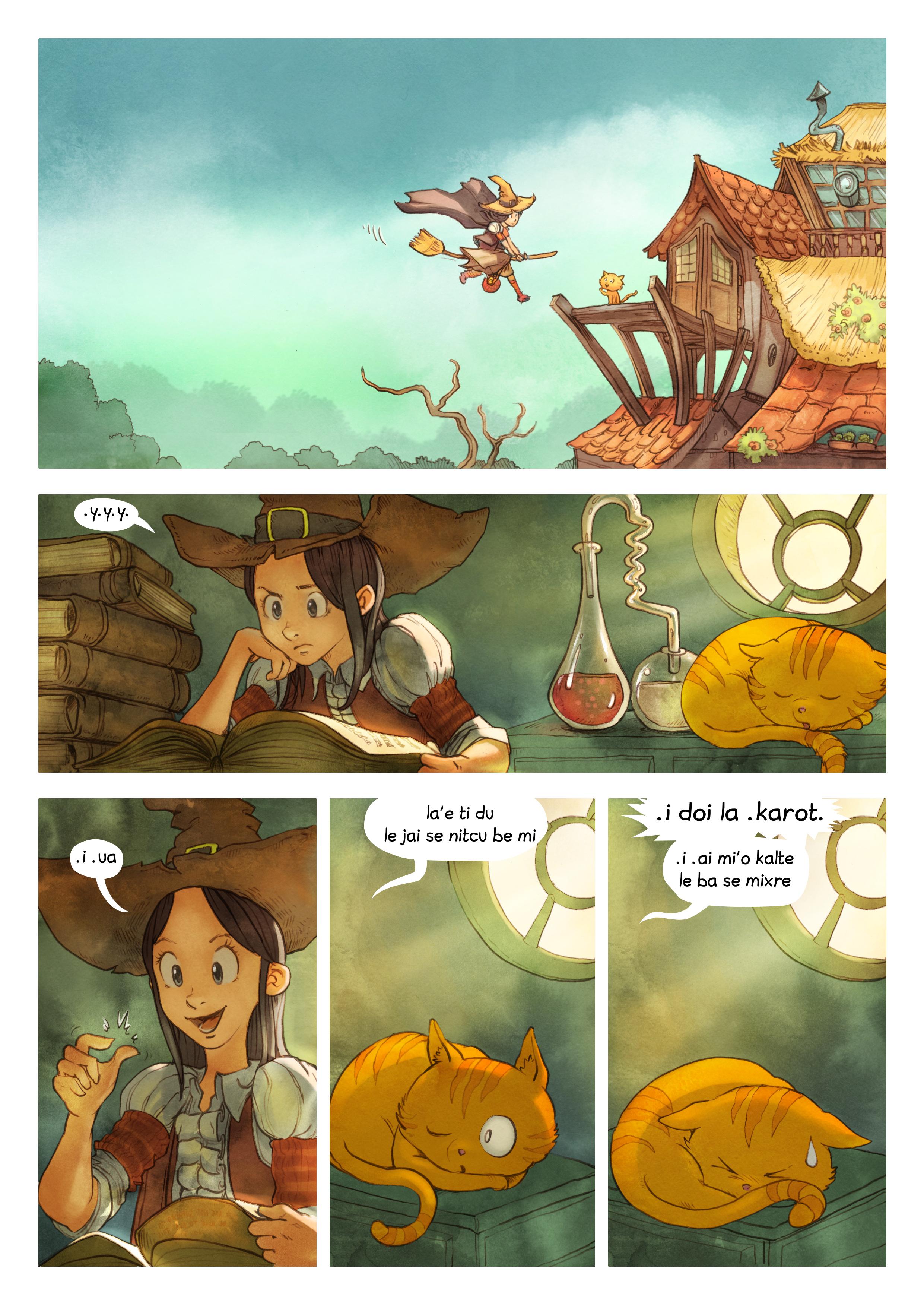 i 3 mo'o lisri le cizra se mixre, Page 4