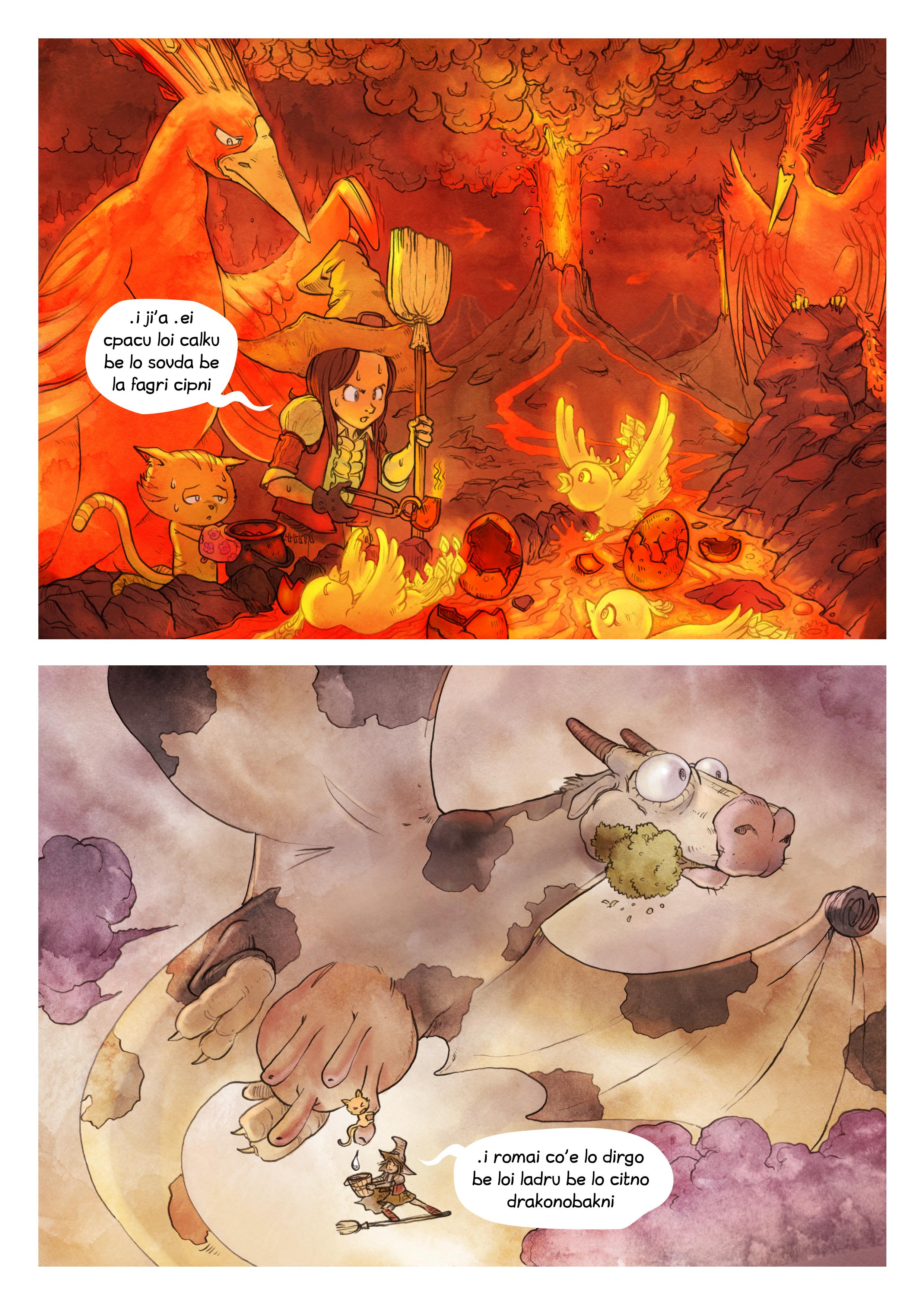i 3 mo'o lisri le cizra se mixre, Page 6