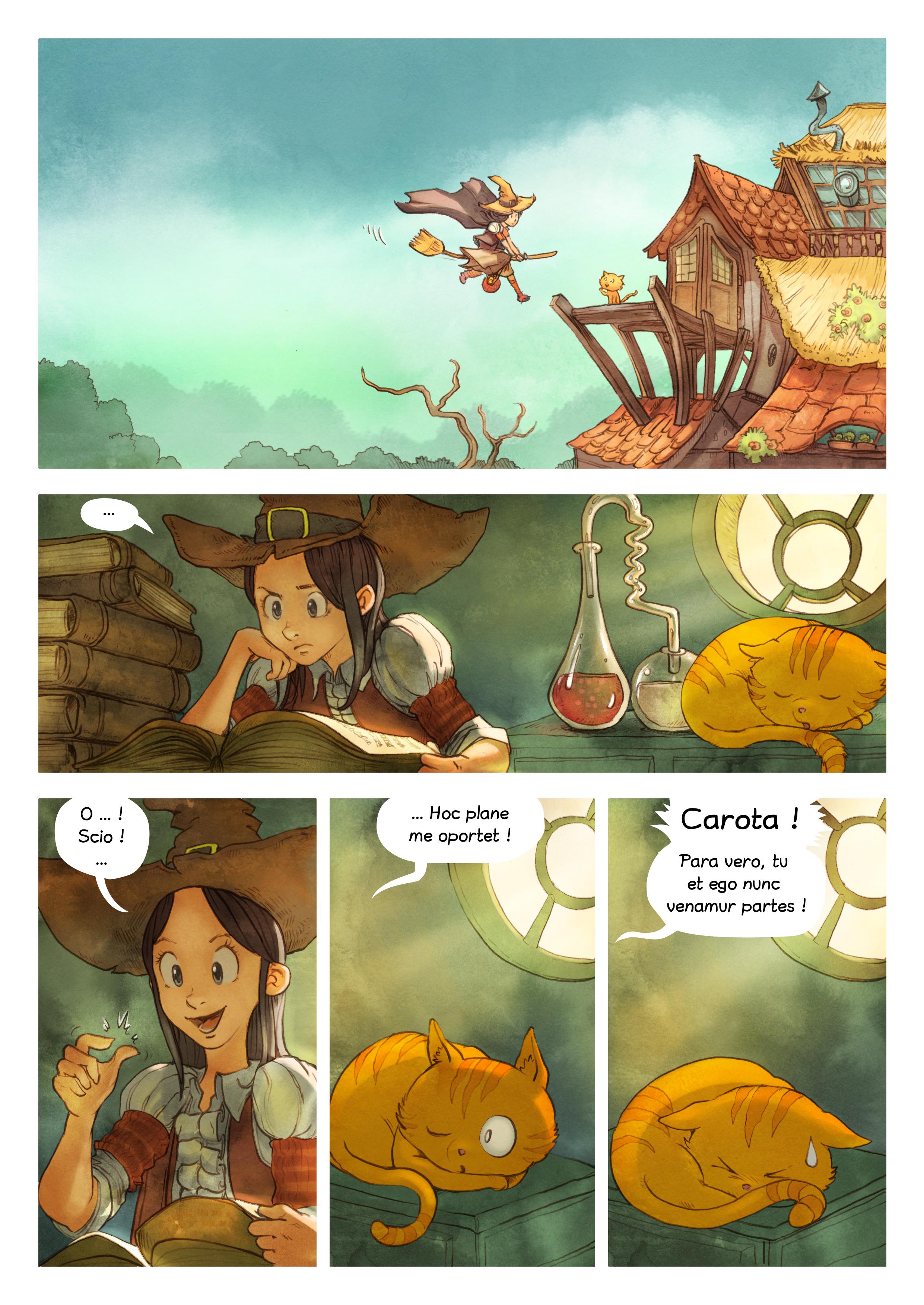 Episodium 3 : Arcana pars potionis, Page 4