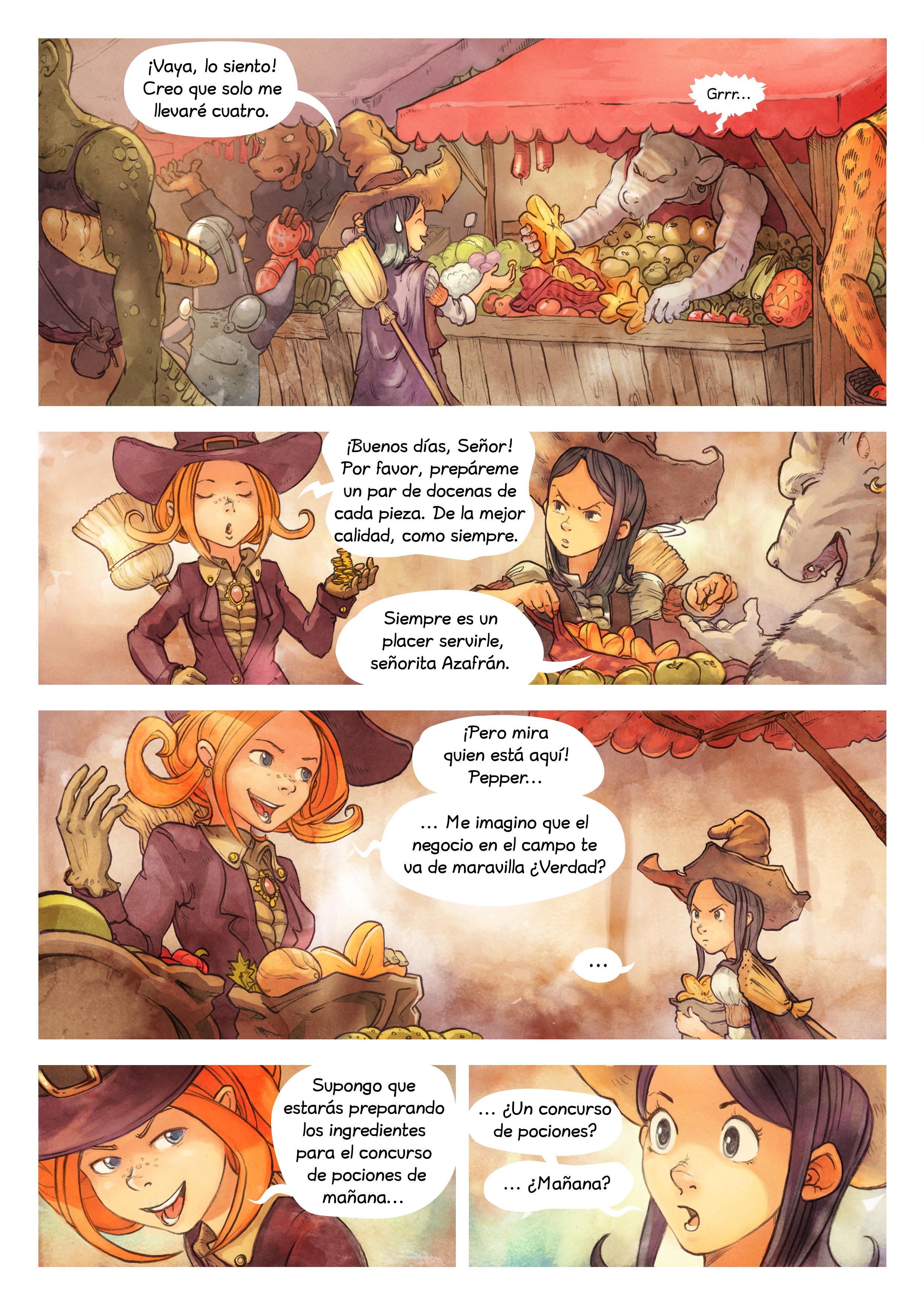 Episodio 3 : Los Ingredientes Secretos, Page 2
