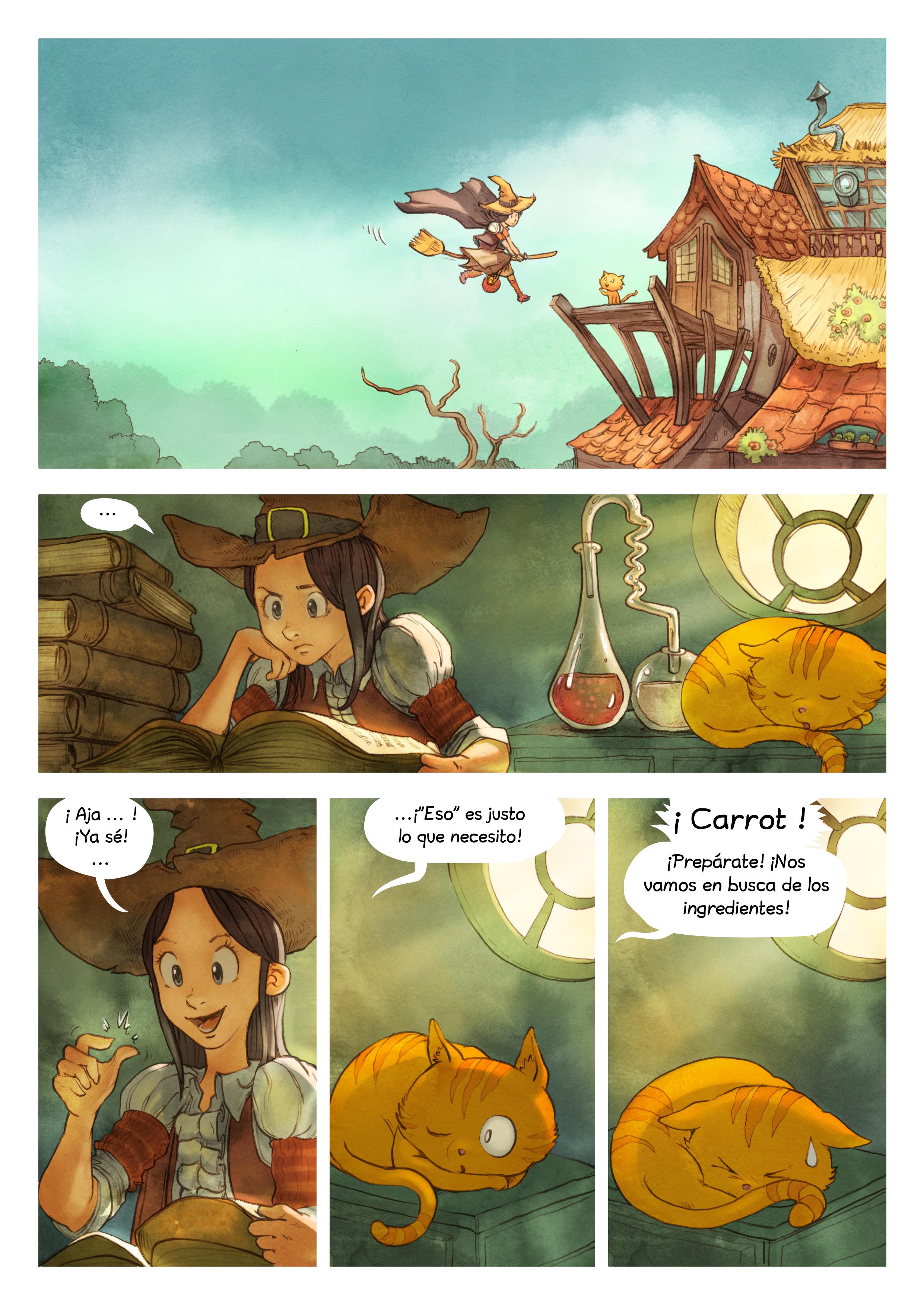 Episodio 3 : Los Ingredientes Secretos, Page 4