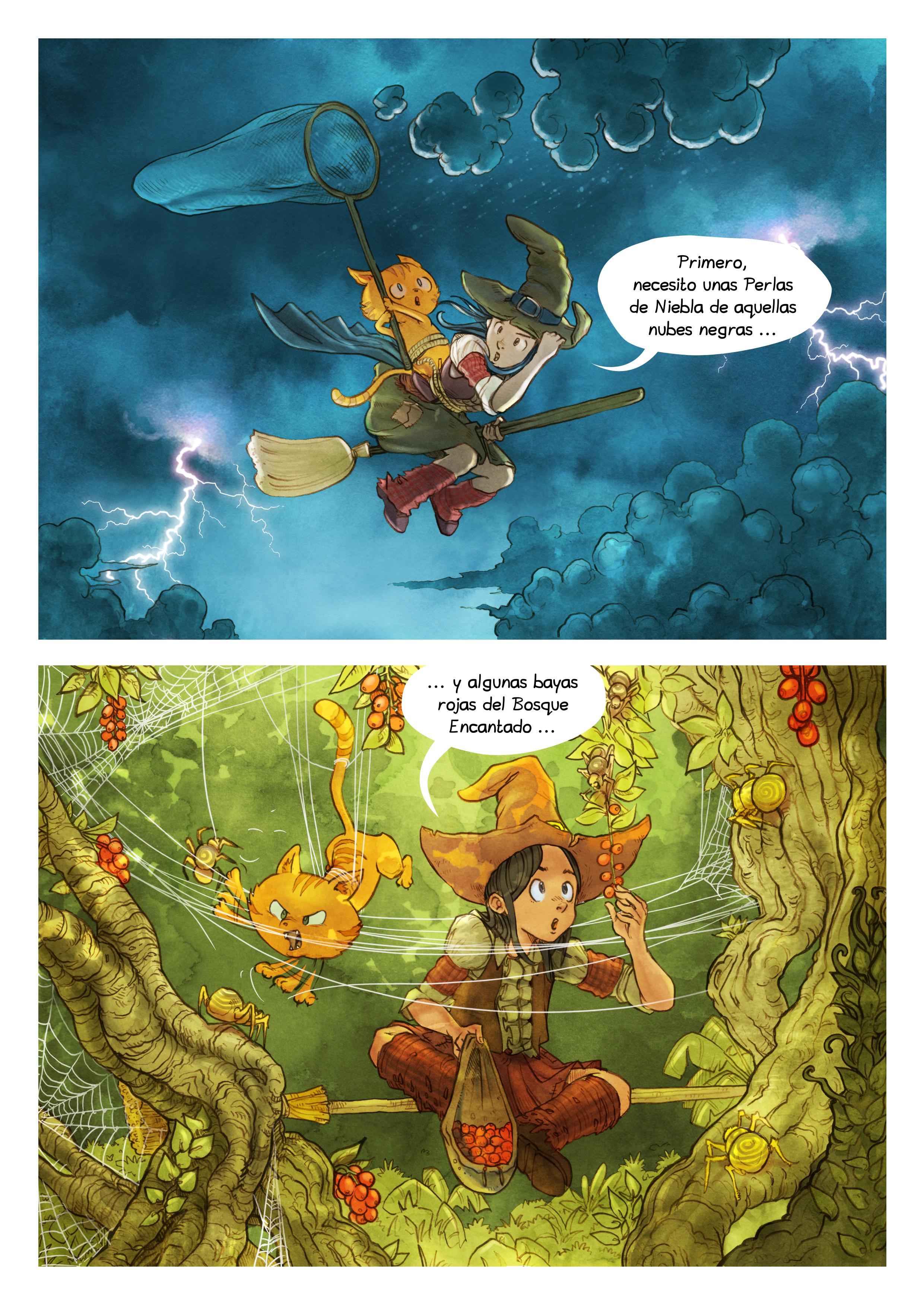 Episodio 3 : Los Ingredientes Secretos, Page 5