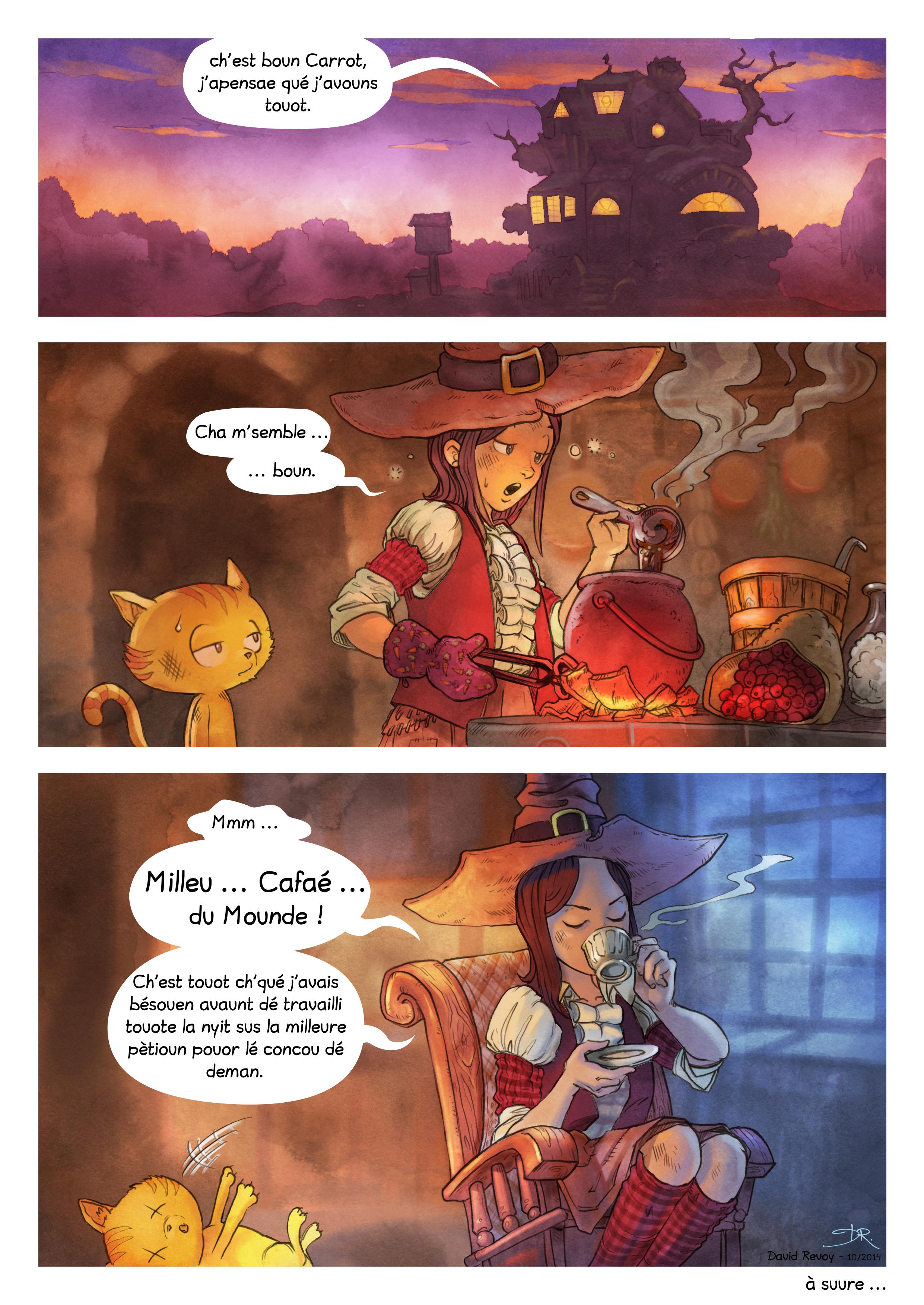 Histouère 3 : L'ingrédient manquiaunt, Page 7
