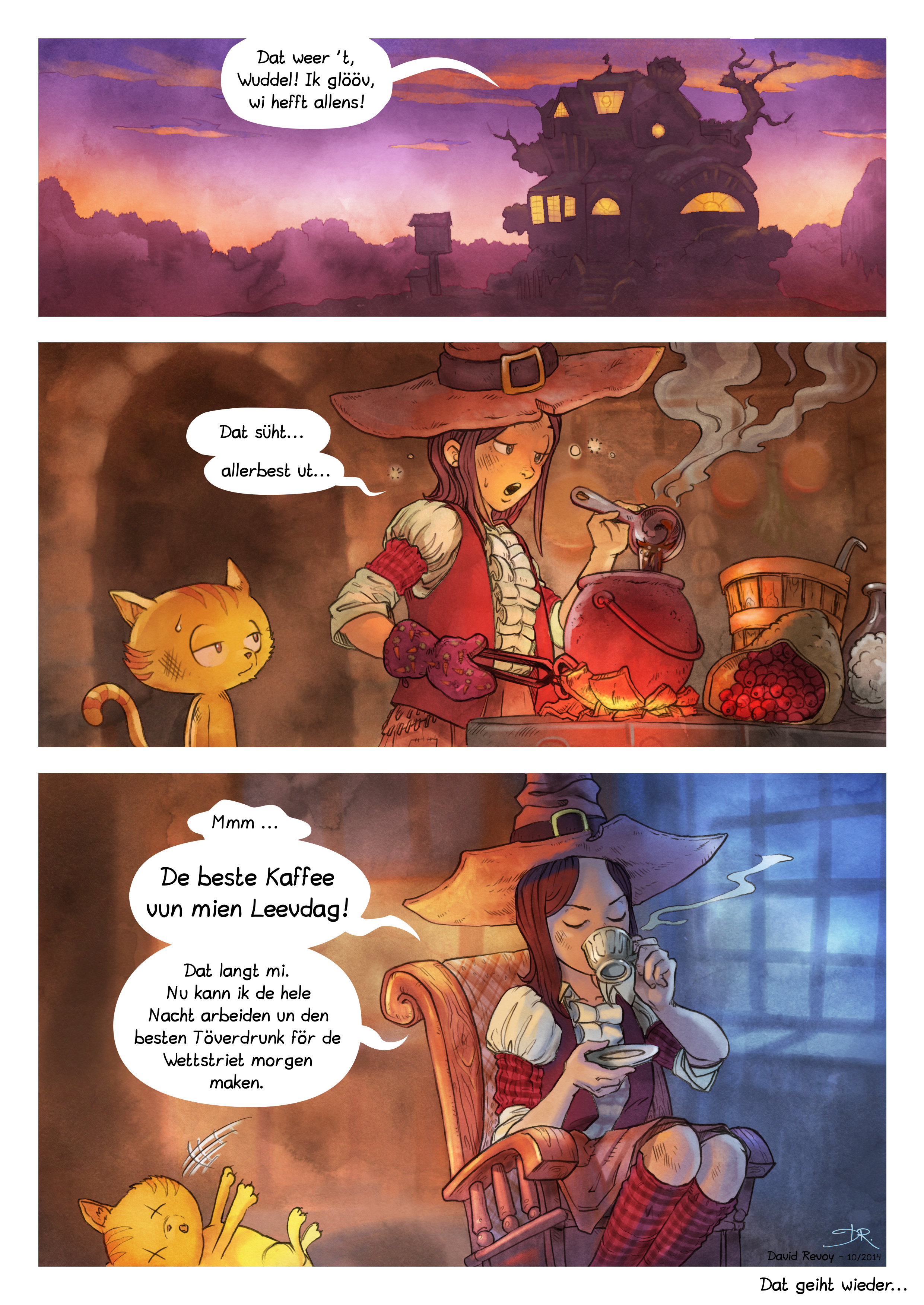 Folg 3: De gehemen Todaten, Page 7