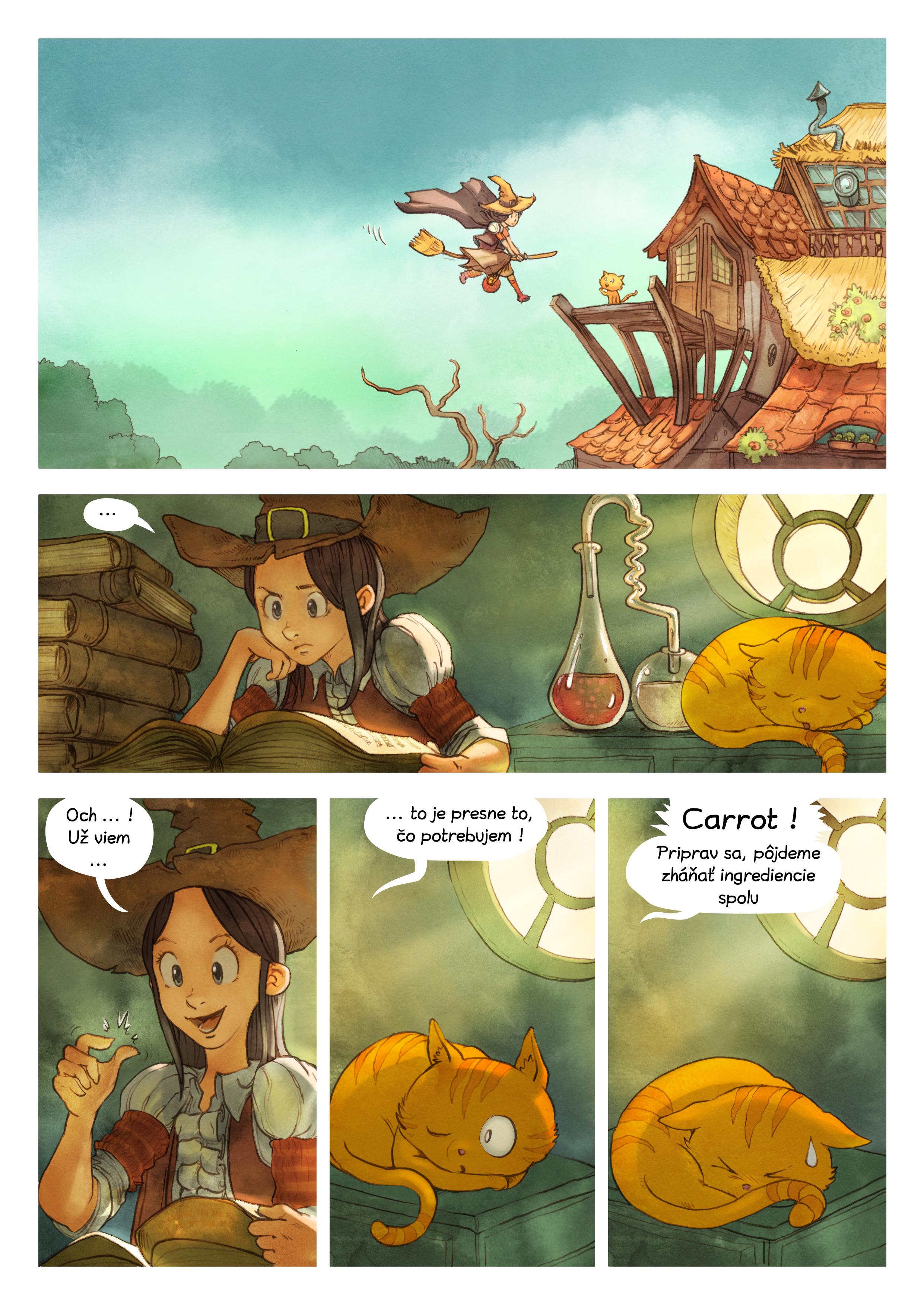 Epizóda 3: Tajné ingrediencie, Page 4