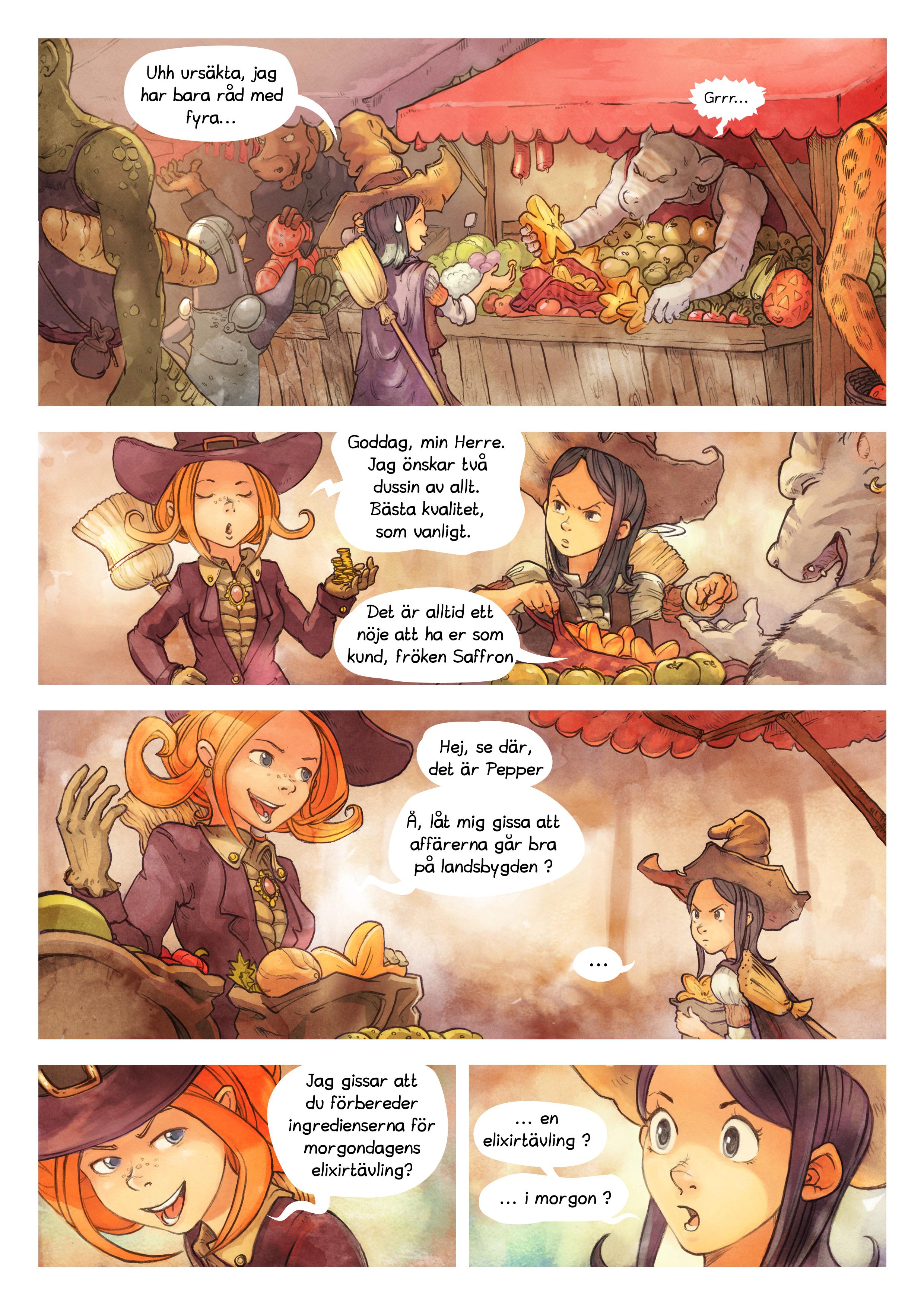 Episode 3: Den hemliga ingrediensen, Page 2