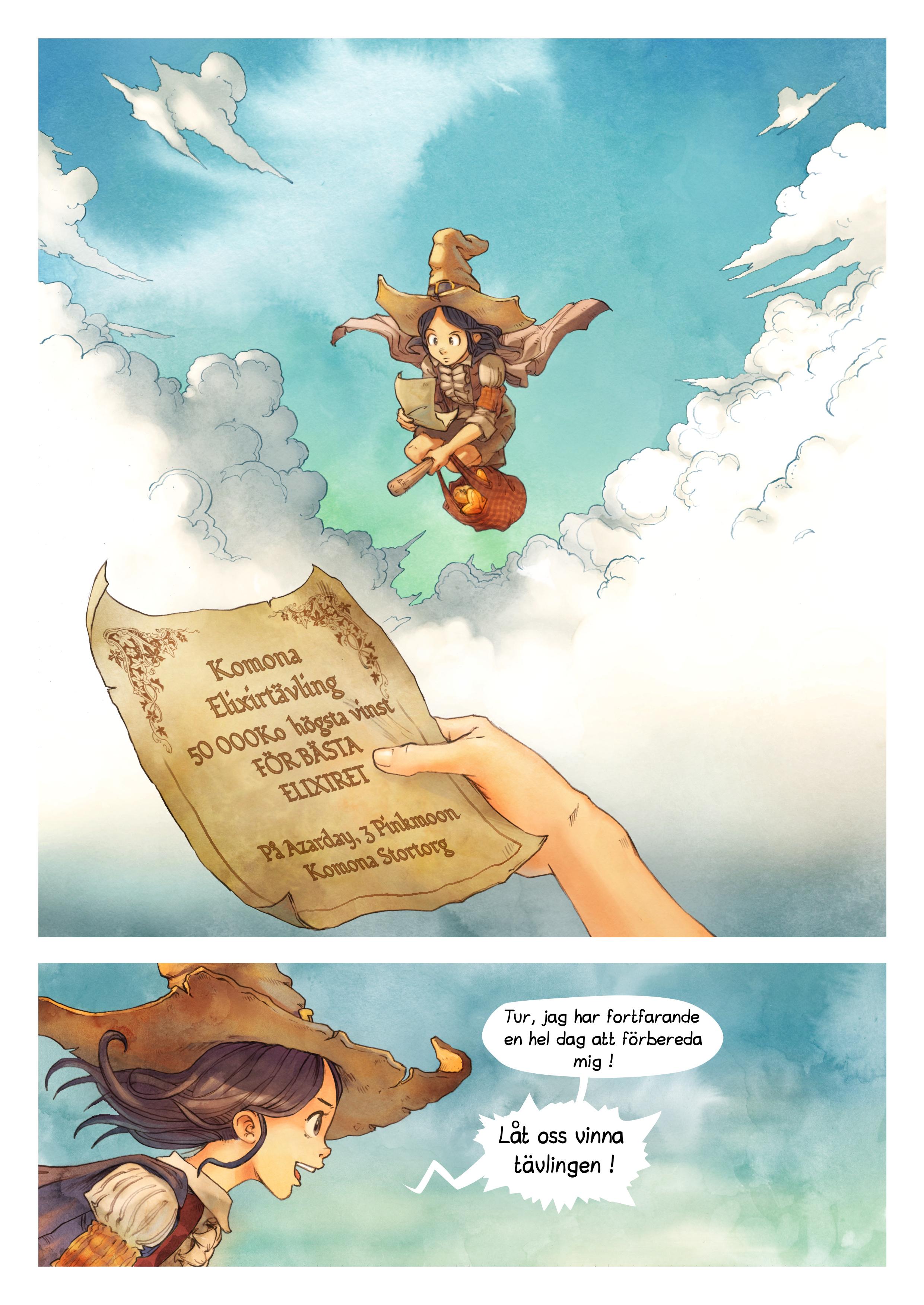 Episode 3: Den hemliga ingrediensen, Page 3