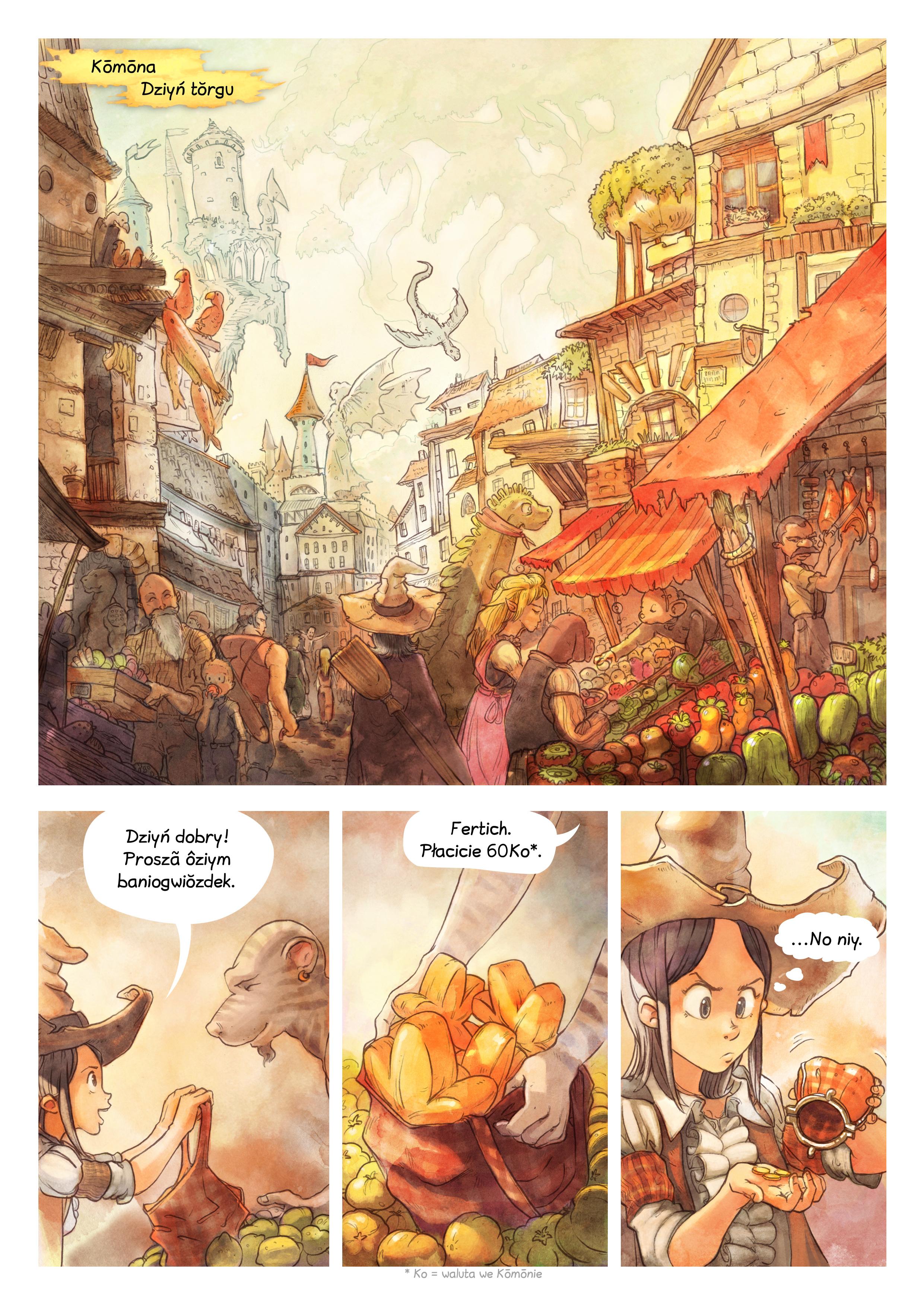 Tajla 3: Tajymne skłŏdniki, Page 1