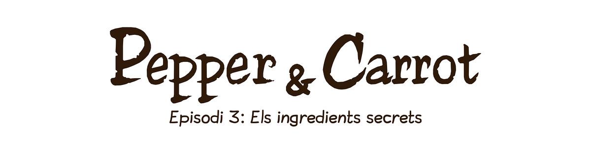 A webcomic page of Pepper&Carrot, episodi 3 [ca], pàgina 0