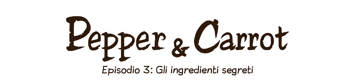 Episodio 3: Gli ingredienti segreti