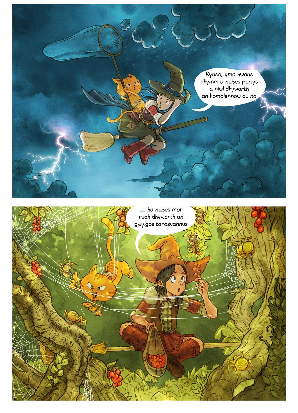 Rann 3: An Devnydhyow Kevrinek, Page 5