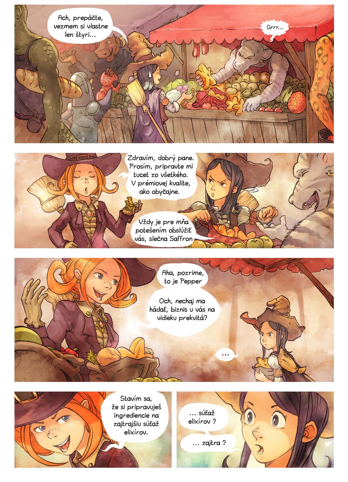 Epizóda 3: Tajné ingrediencie, Page 2
