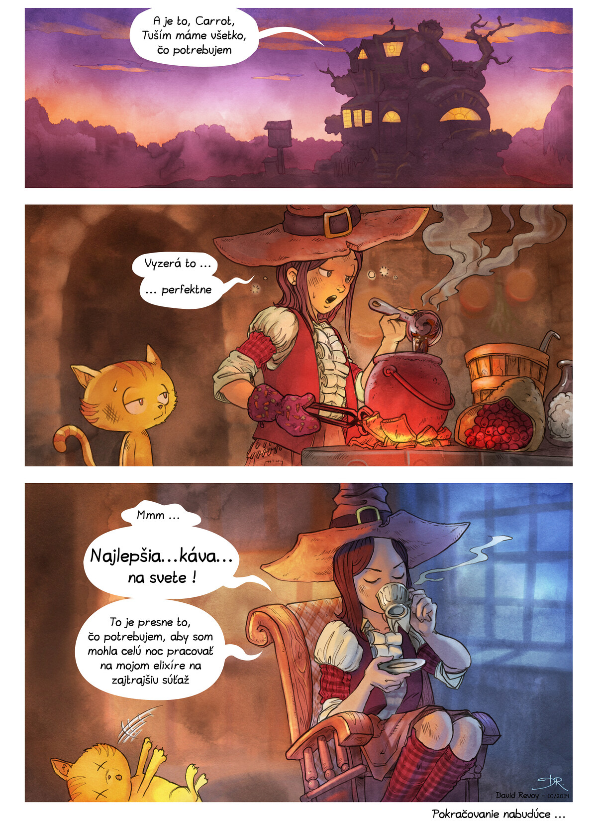 Epizóda 3: Tajné ingrediencie, Page 7