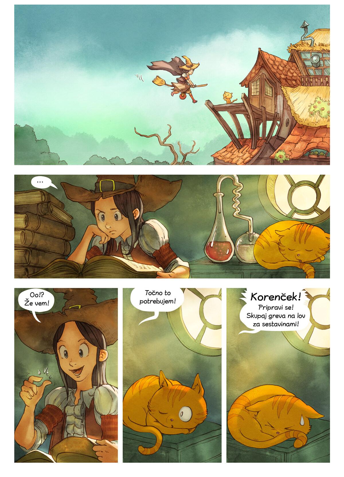 Epizoda 3: Skrivne sestavine, Page 4