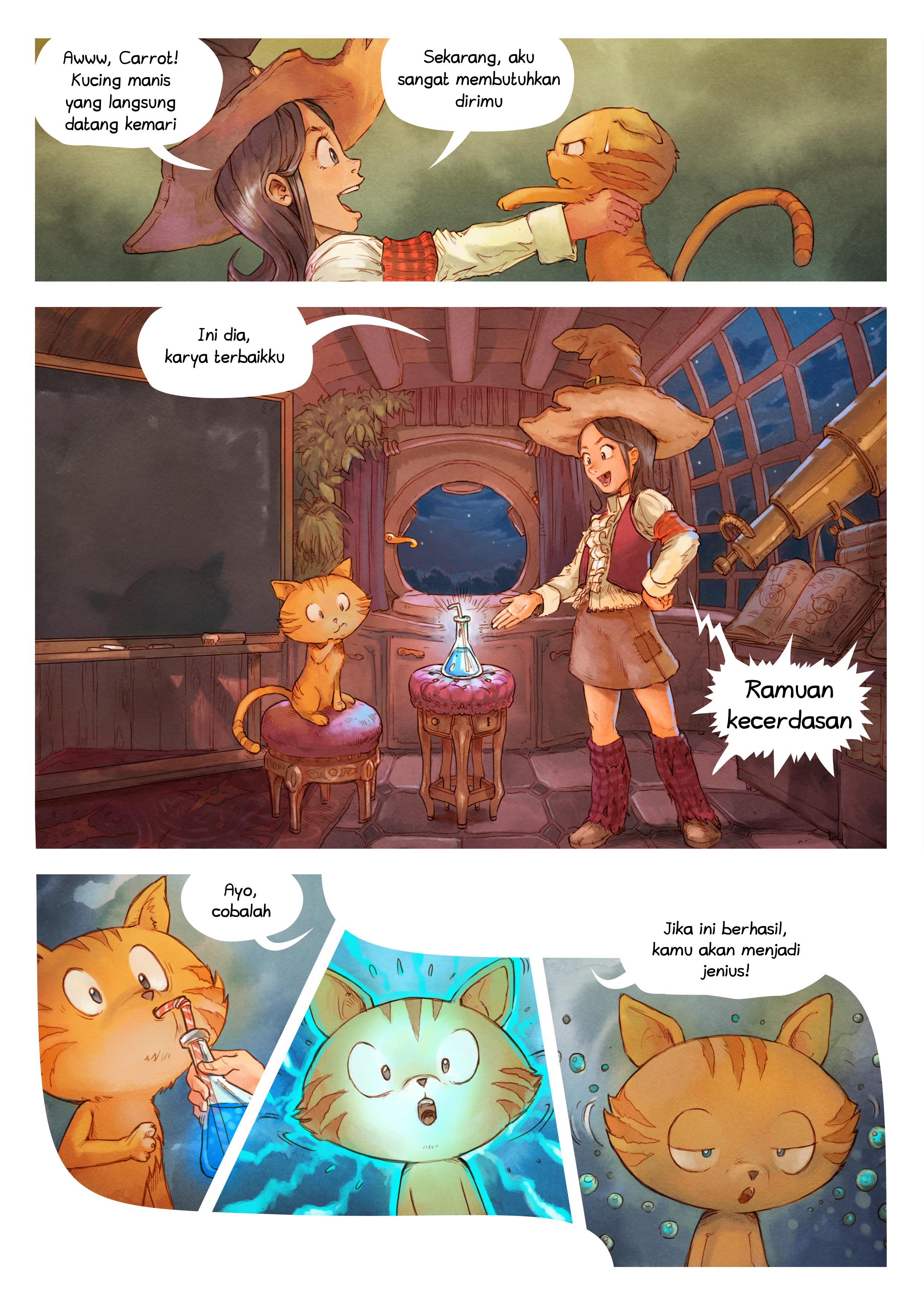 Episode 4: Ramuan kecerdasan, Page 3
