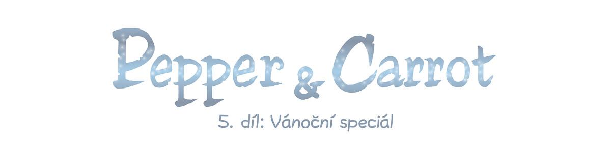 A webcomic page of Pepper&Carrot, epizoda 5 [cs], strana 0