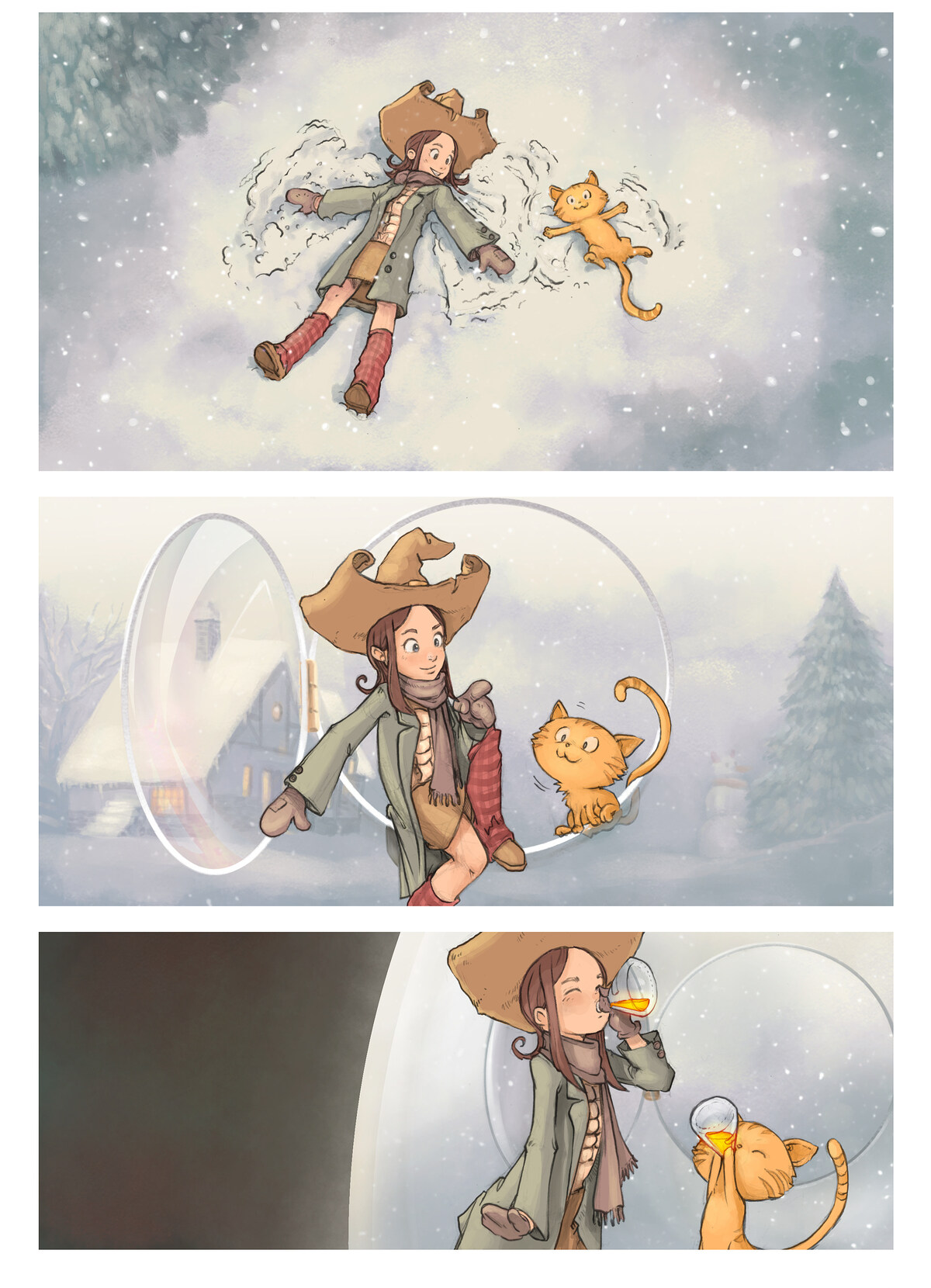 A webcomic page of Pepper&Carrot, のエピソード 5 [ja], ページ 2