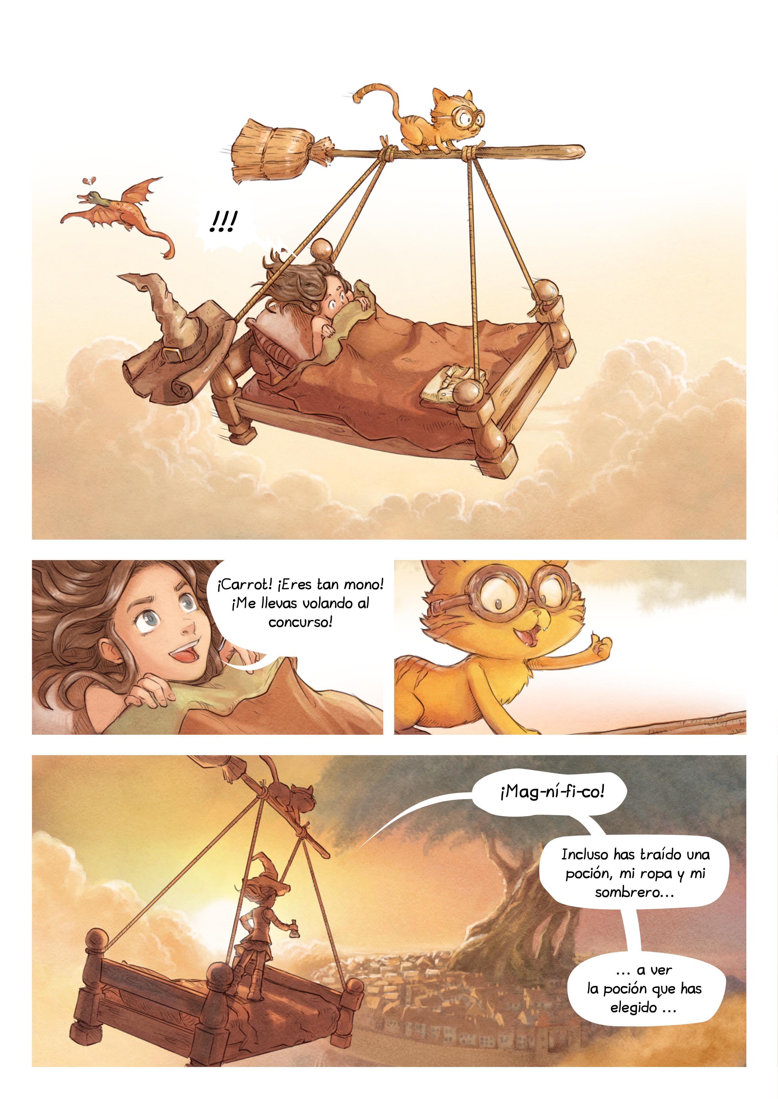 Episodio 6: El concurso de pociones, Page 2