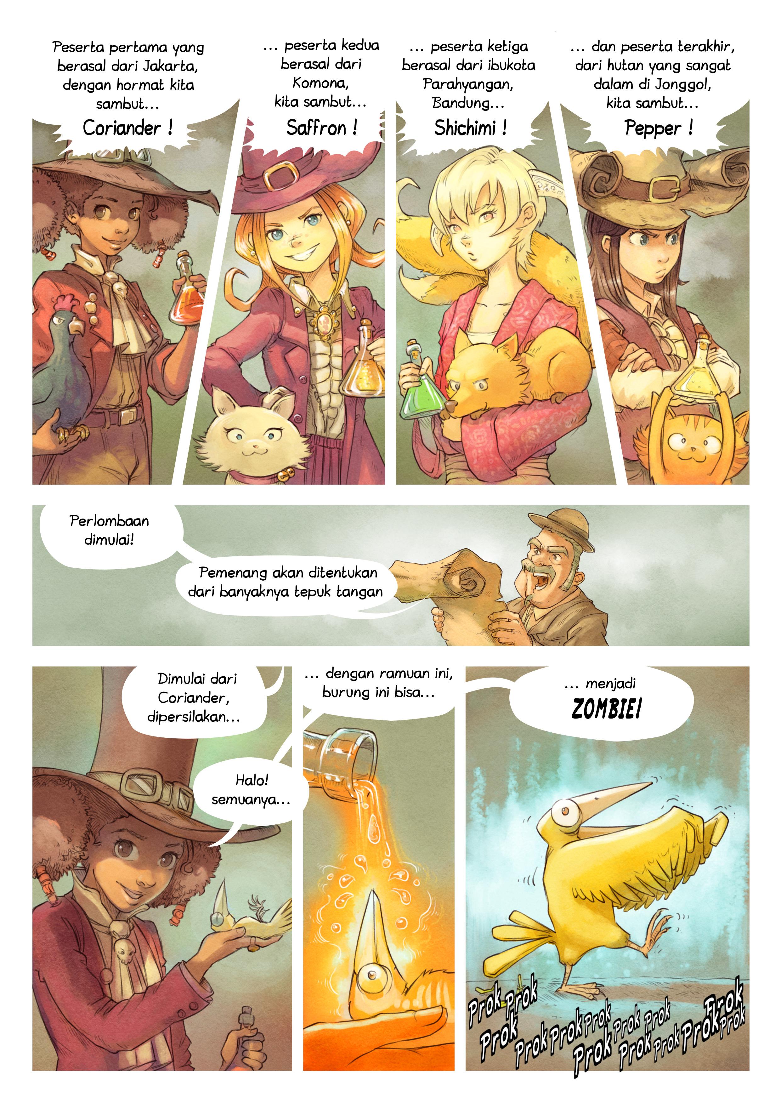 Episode 6: Perlombaan ramuan, Page 4