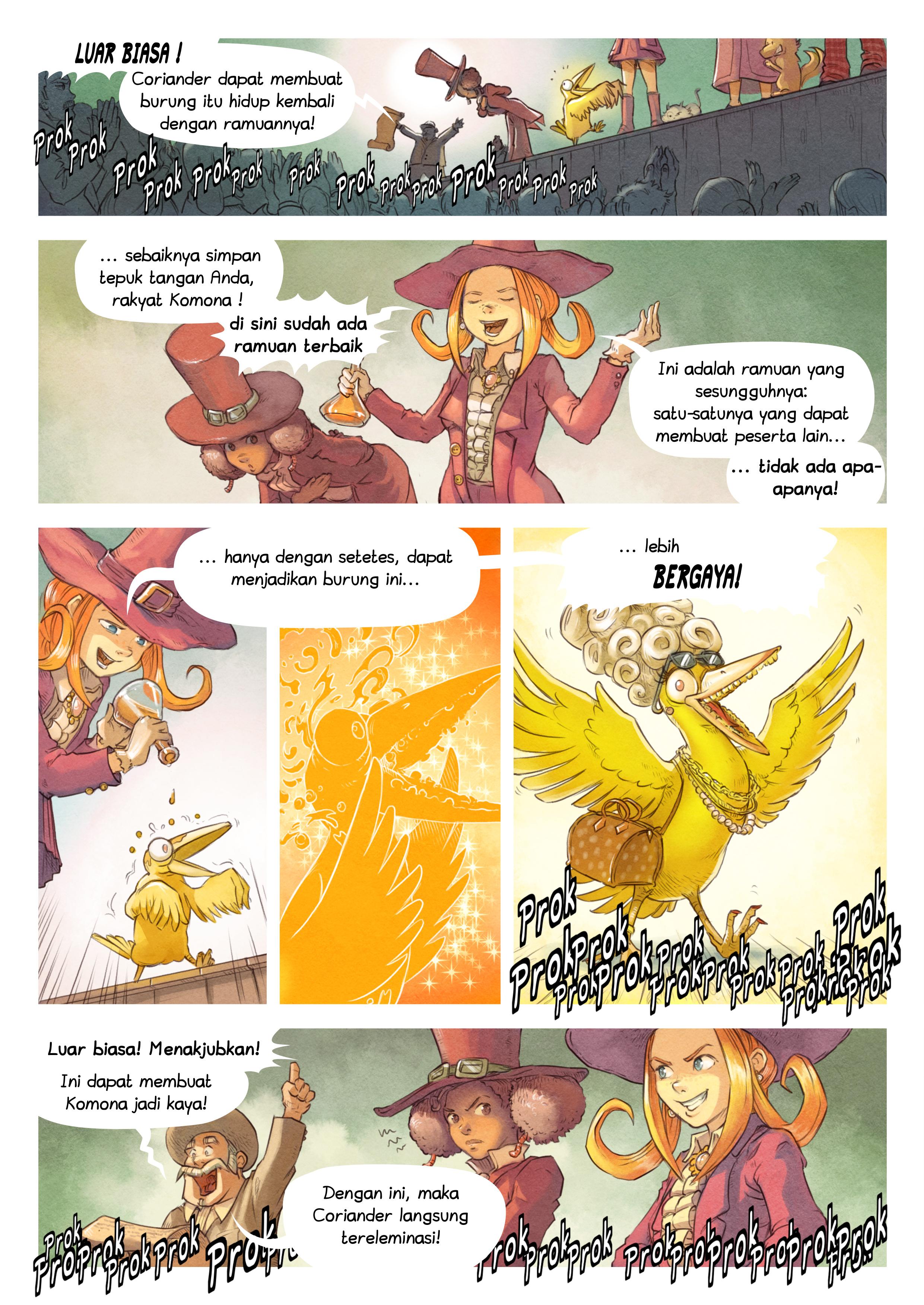 Episode 6: Perlombaan ramuan, Page 5