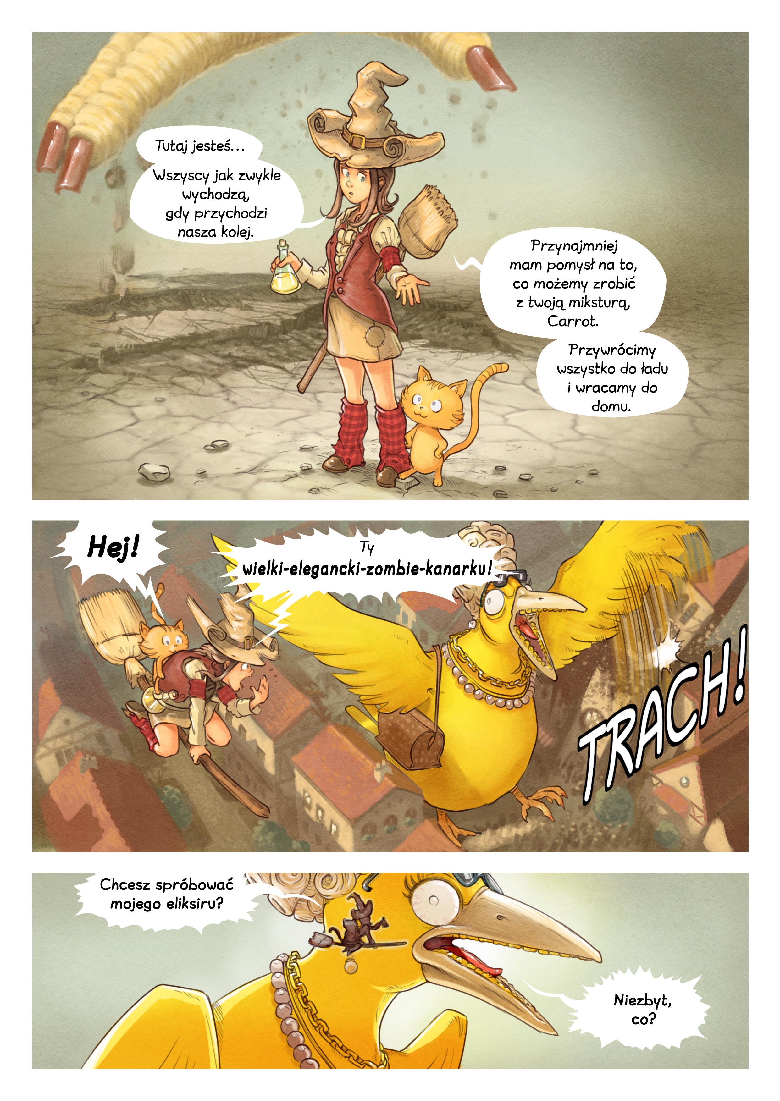 Odcinek 6: Konkurs eliksirów, Page 8