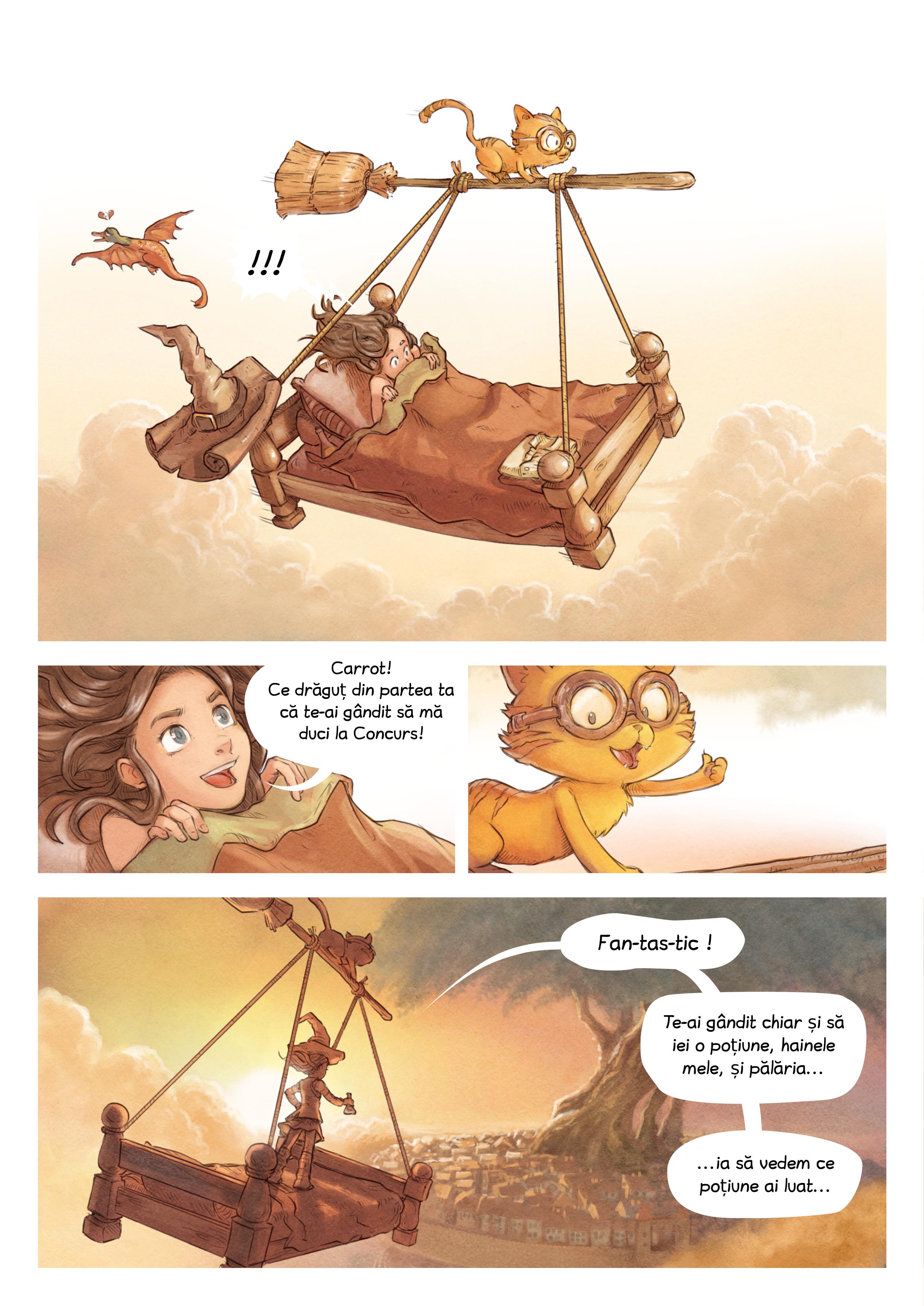Episodul 6: Concursul Poțiunilor, Page 2