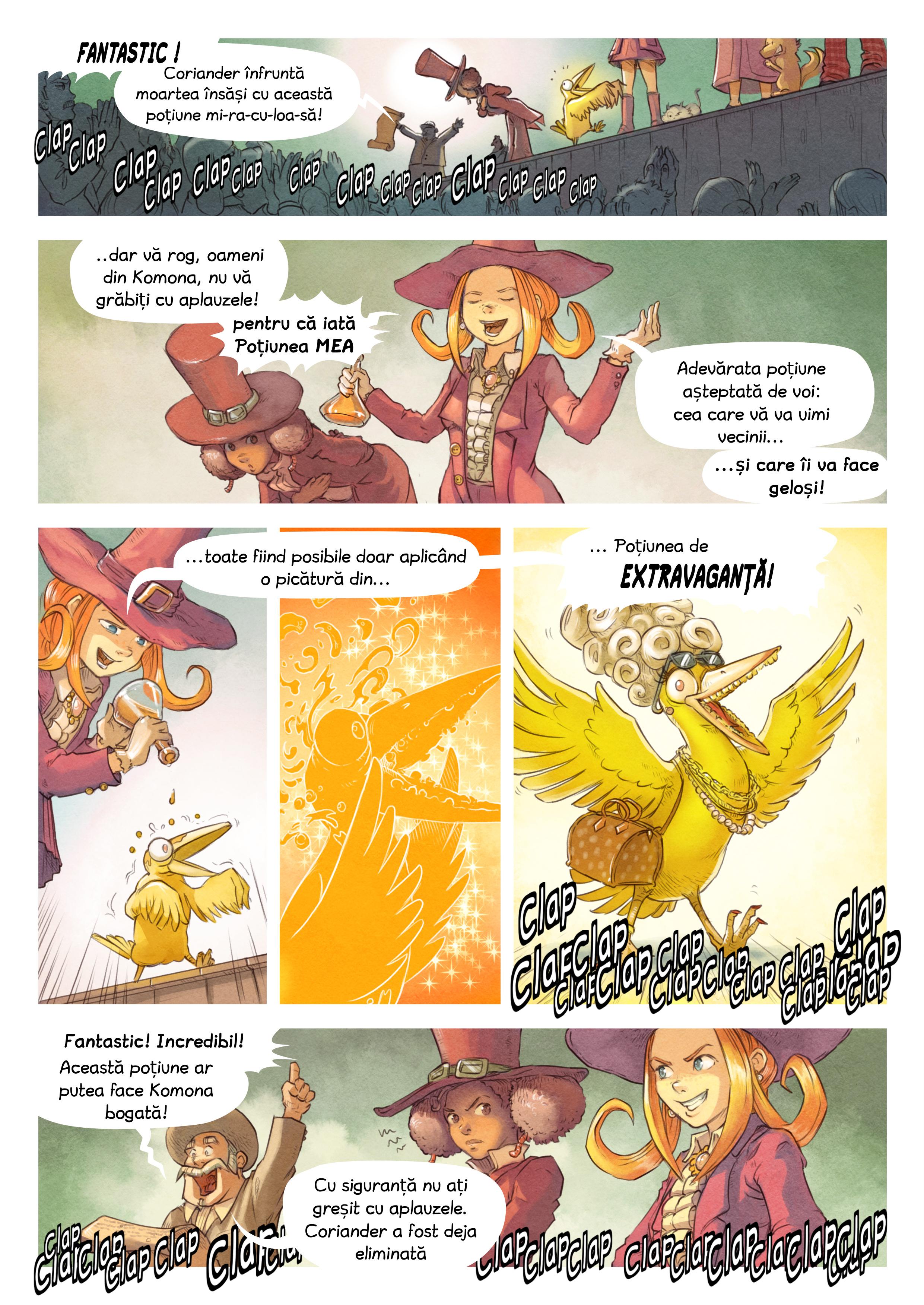 Episodul 6: Concursul Poțiunilor, Page 5