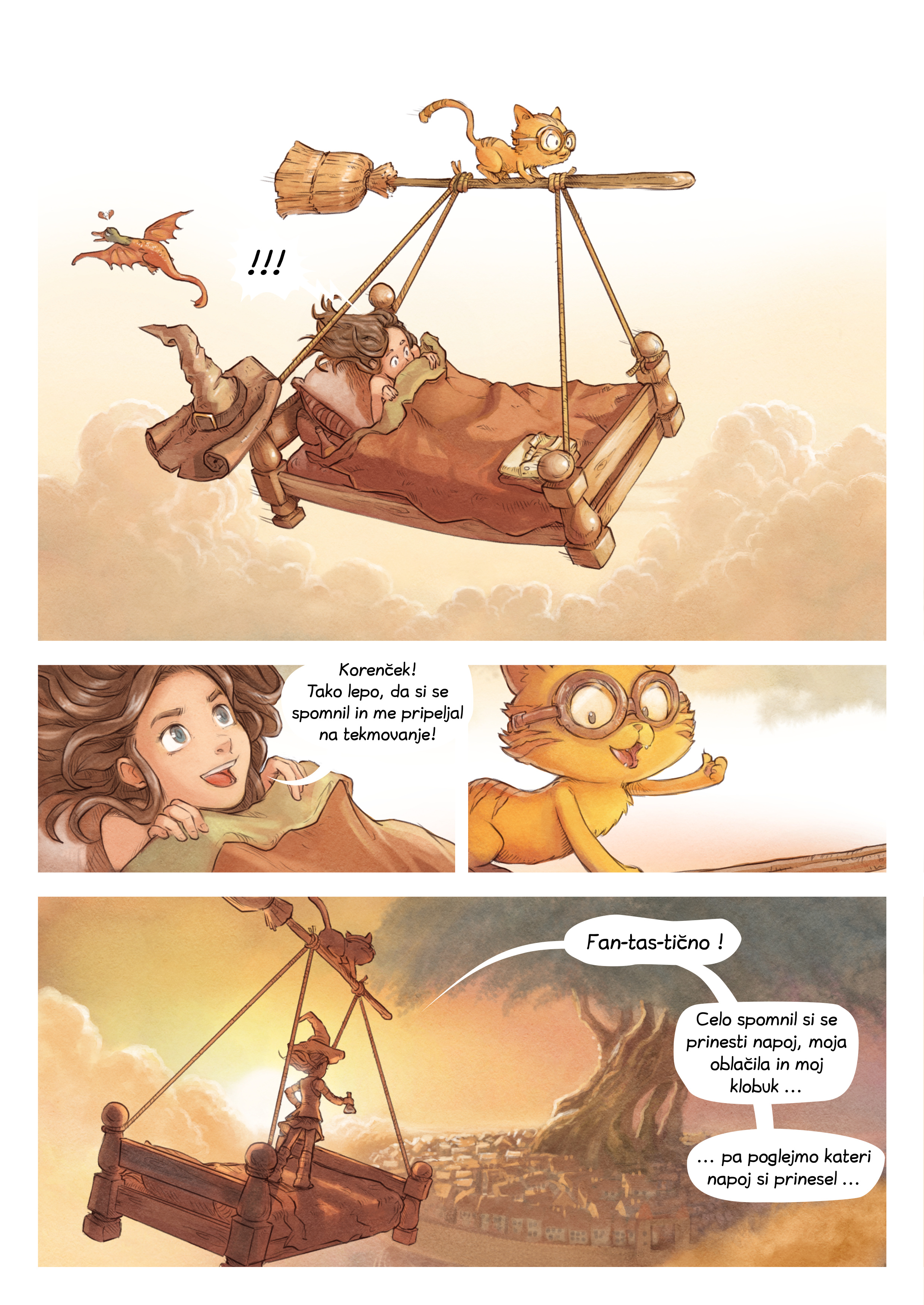 Epizoda 6: Tekmovanje v napojih, Page 2