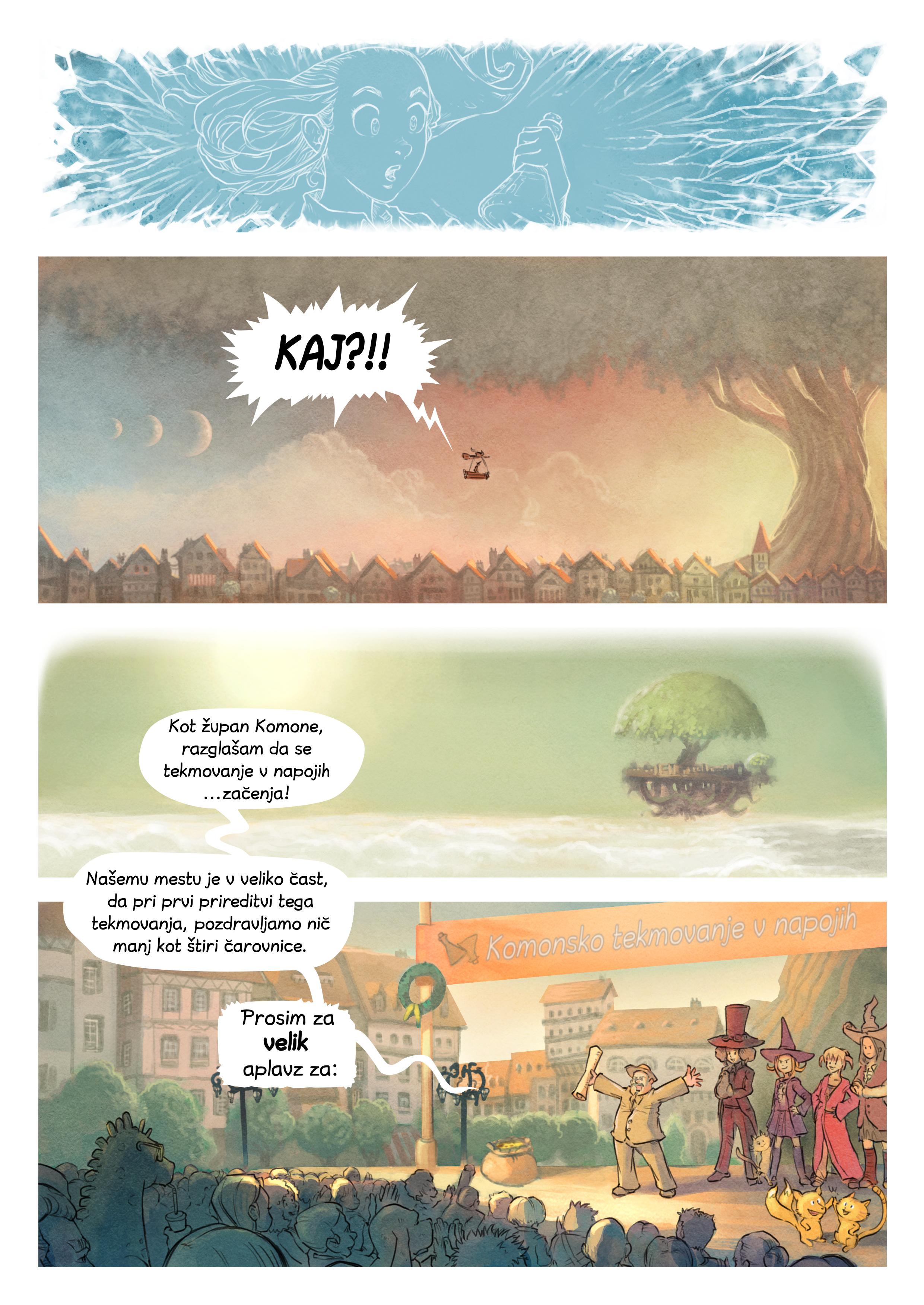 Epizoda 6: Tekmovanje v napojih, Page 3