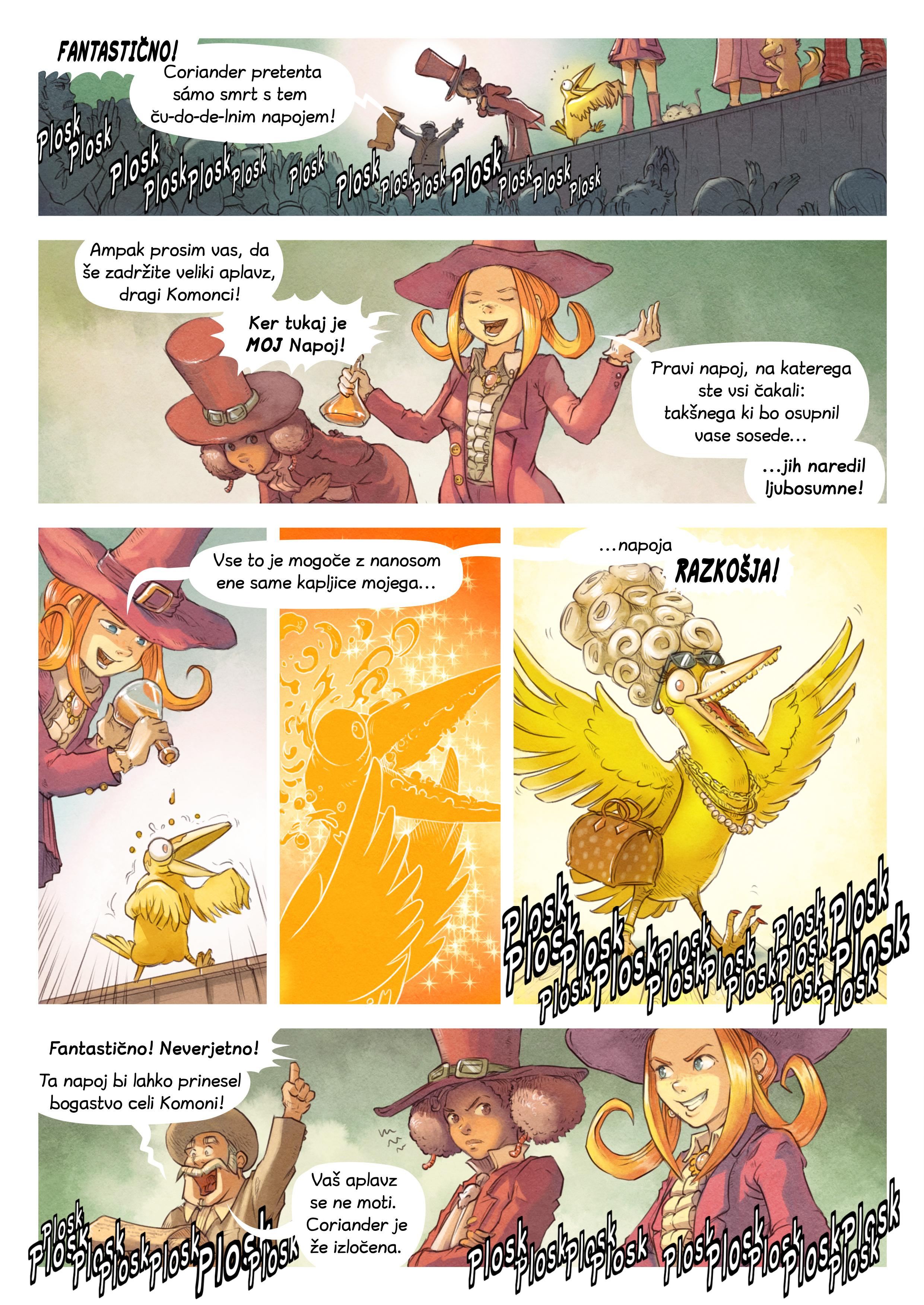 Epizoda 6: Tekmovanje v napojih, Page 5