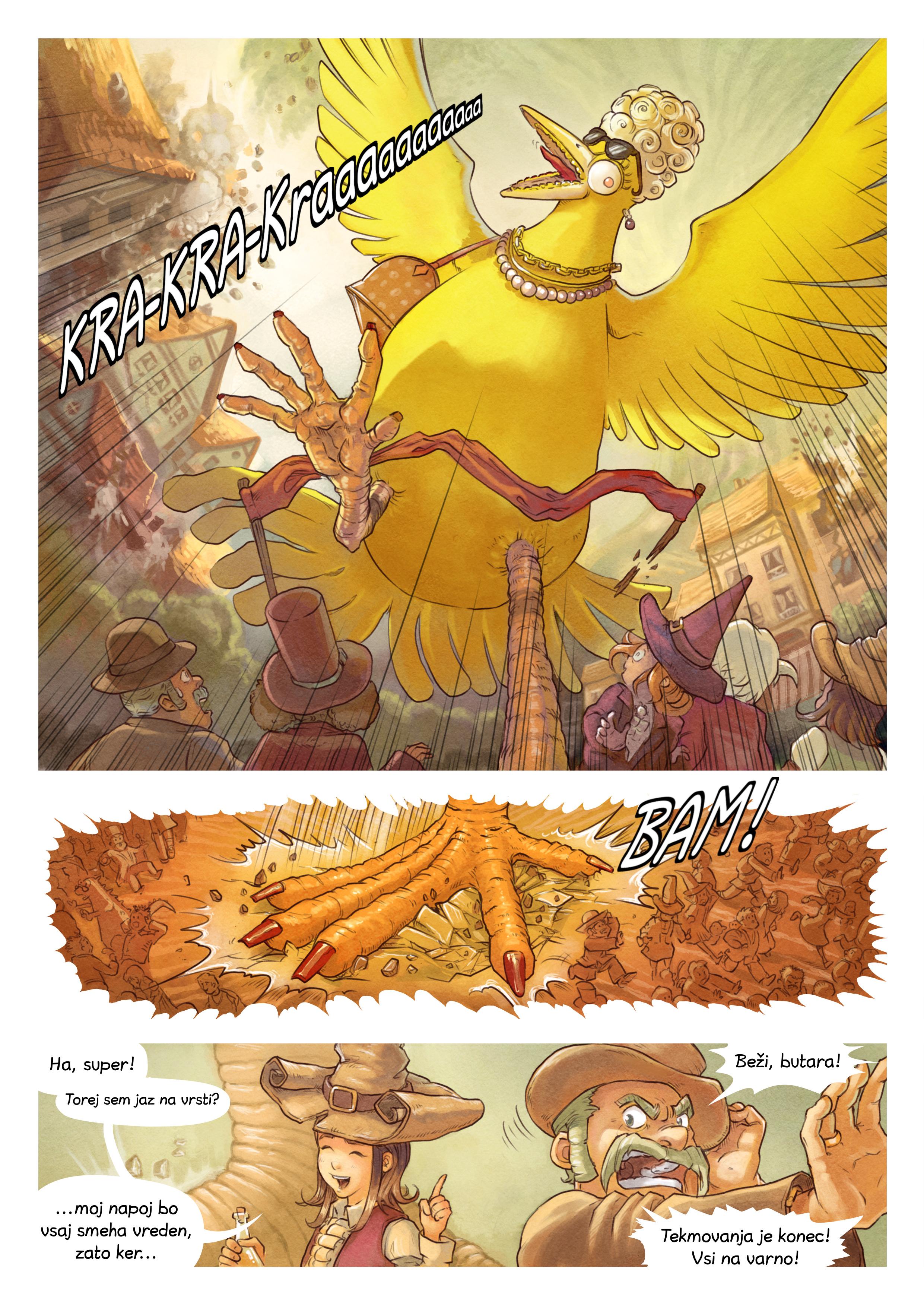 Epizoda 6: Tekmovanje v napojih, Page 7