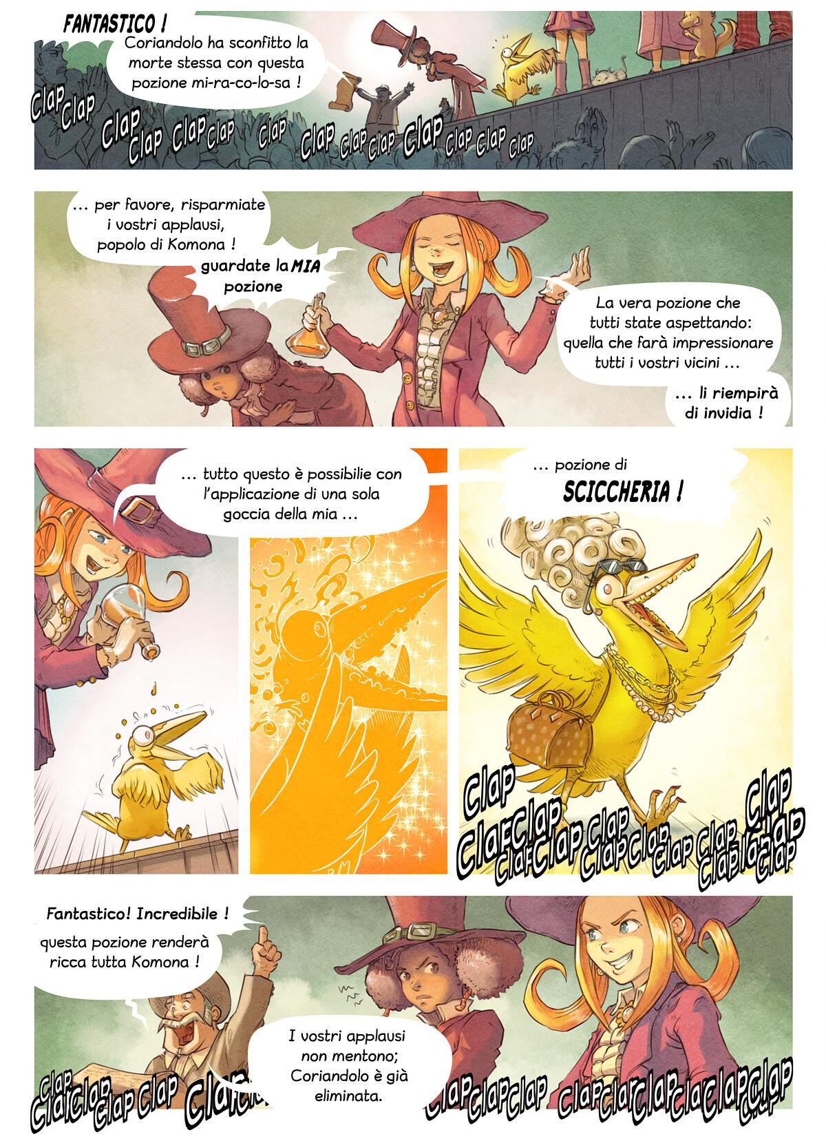 Episodio 6: La Gara delle Pozioni, Page 5