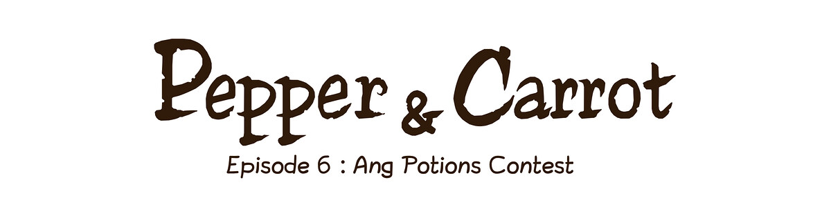 Episode 6 : Ang Potions Contest