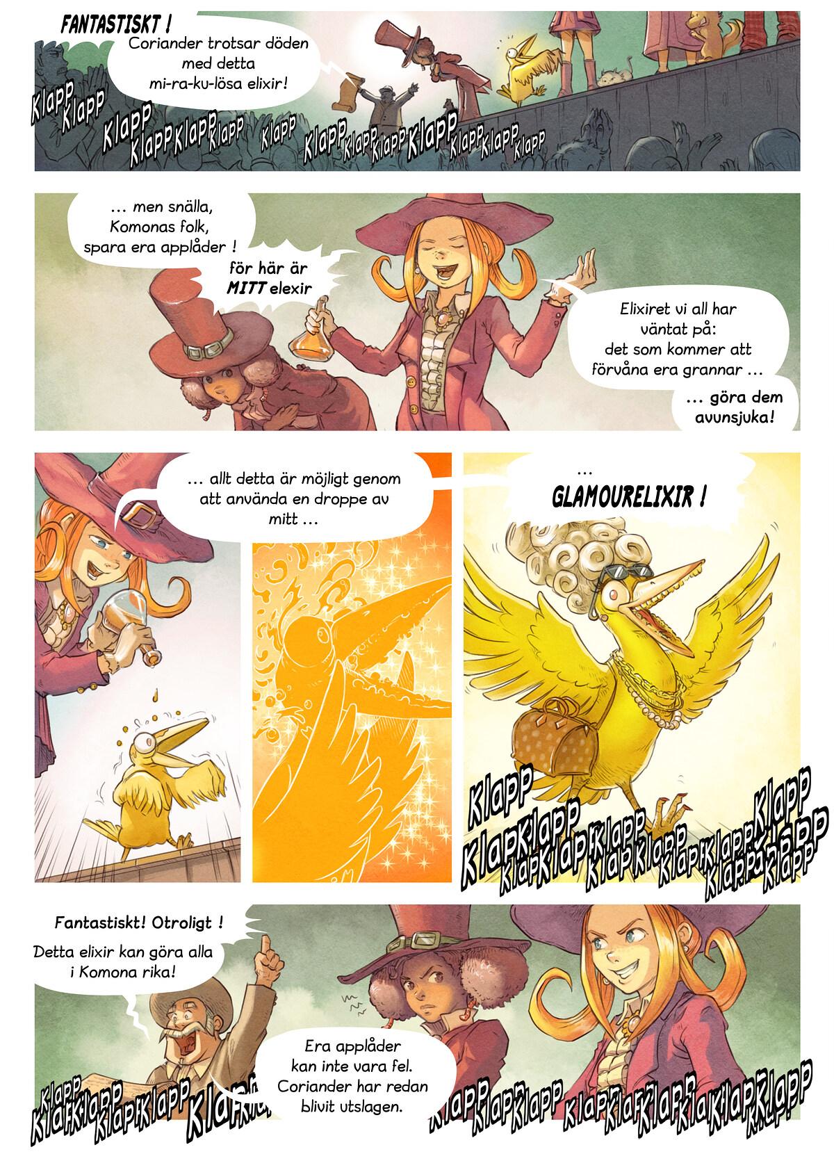 Episode 6: Elixrtävlingen, Page 5