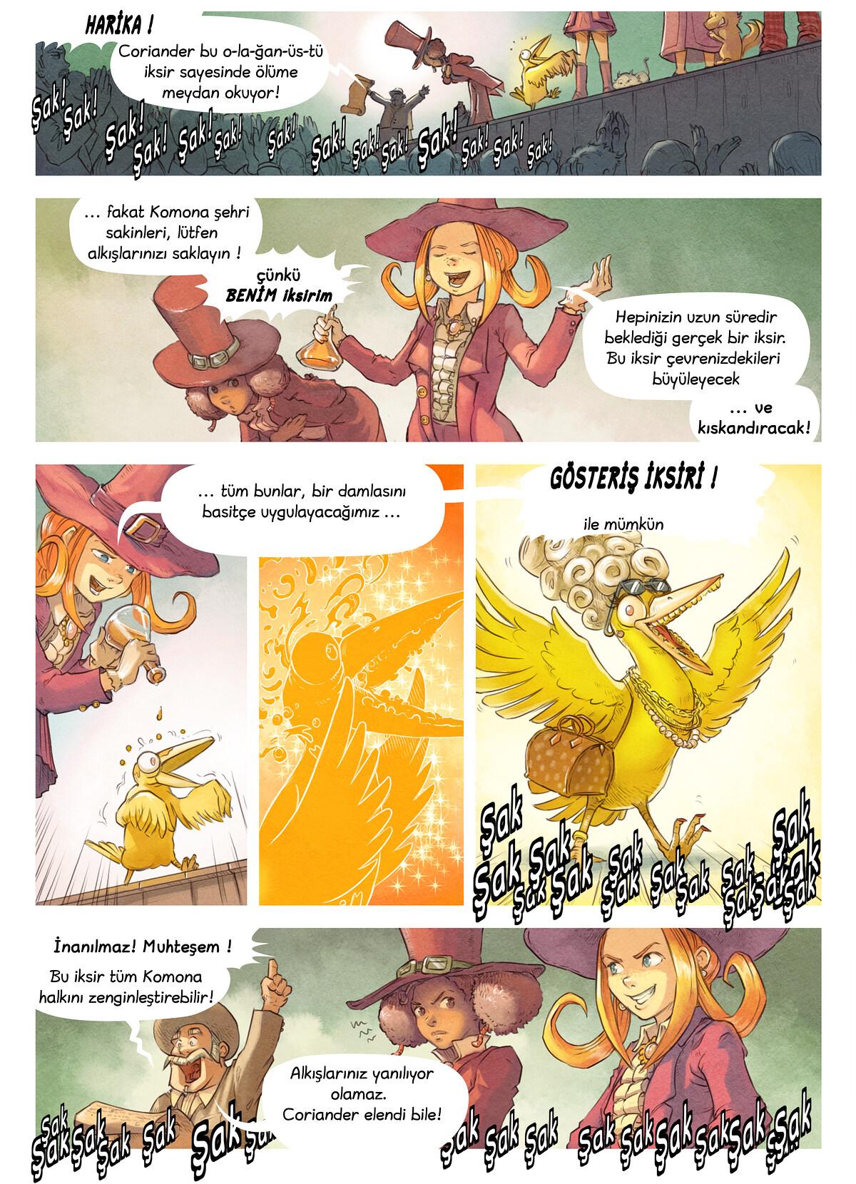 6. Bölüm: İksir Yarışması, Page 5