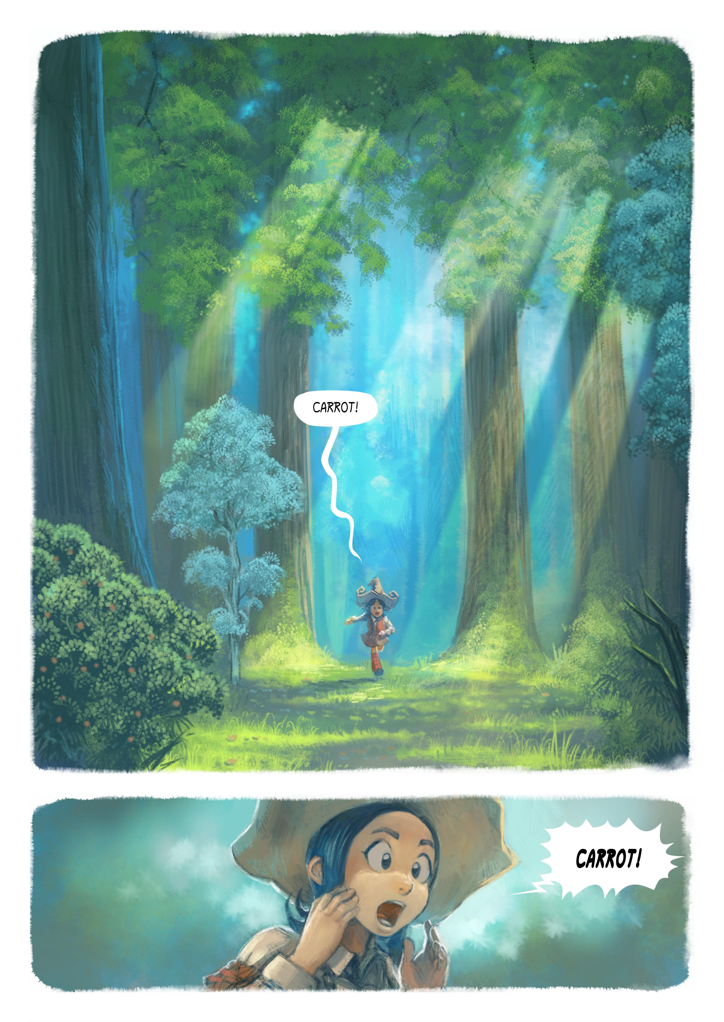Episode 7: Der Wunsch, Page 1
