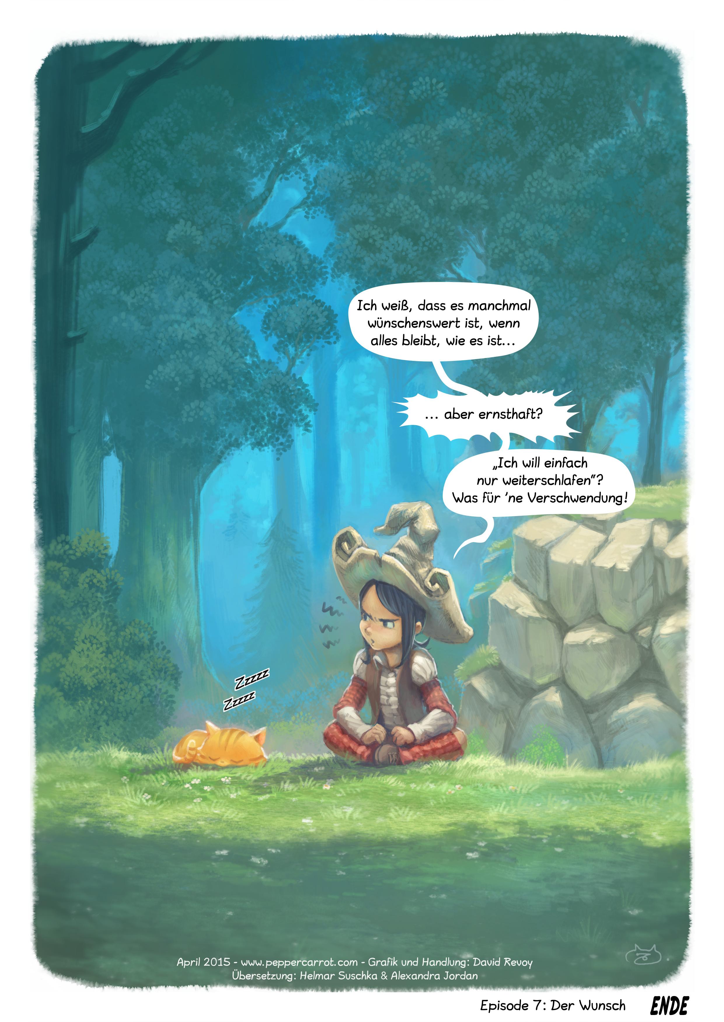 Episode 7: Der Wunsch, Page 5